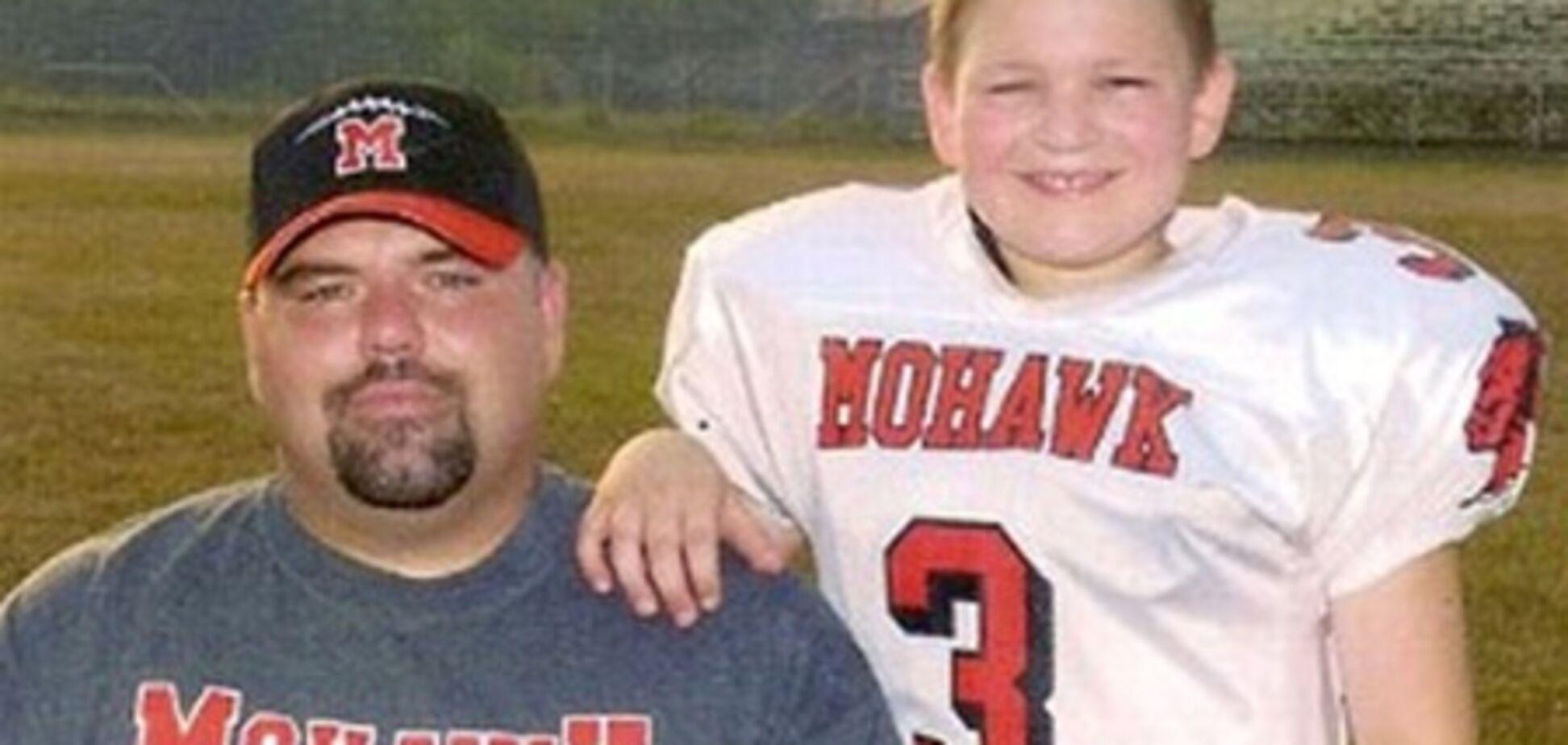 11-річний хлопчик застрелив вагітну мачуху. ФОТО