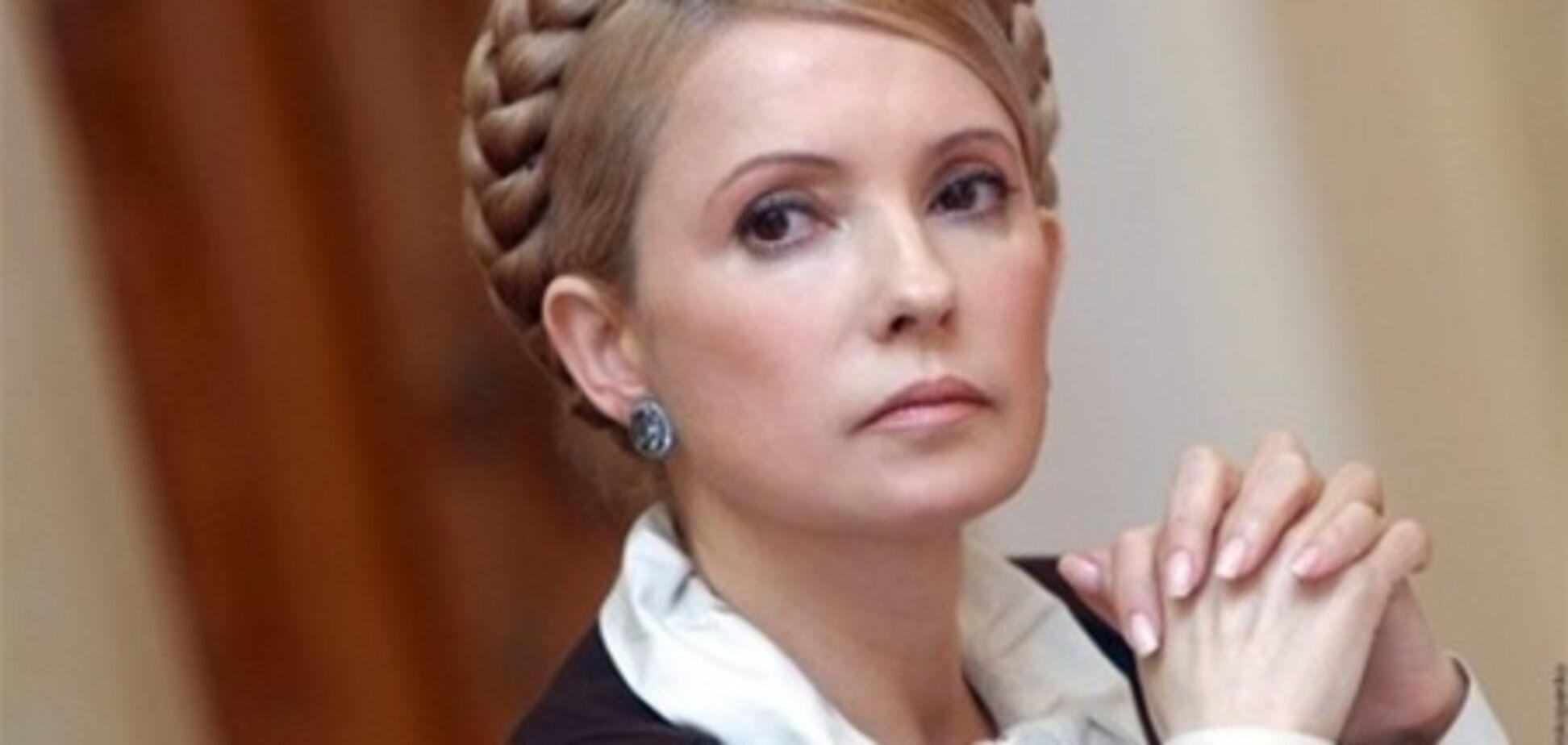 Кузьмук назвал Тимошенко некомпетентной