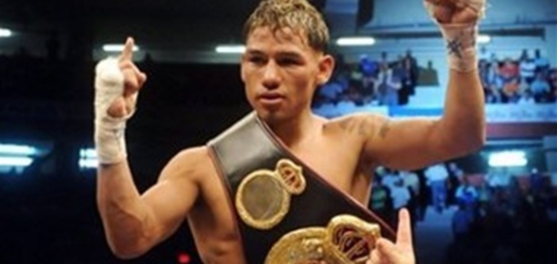 Чемпиона мира по боксу забодал бык