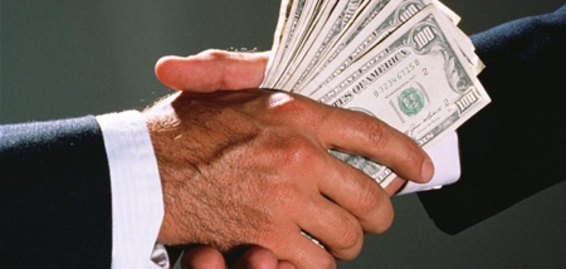 Україна: корупція утворює гнійники