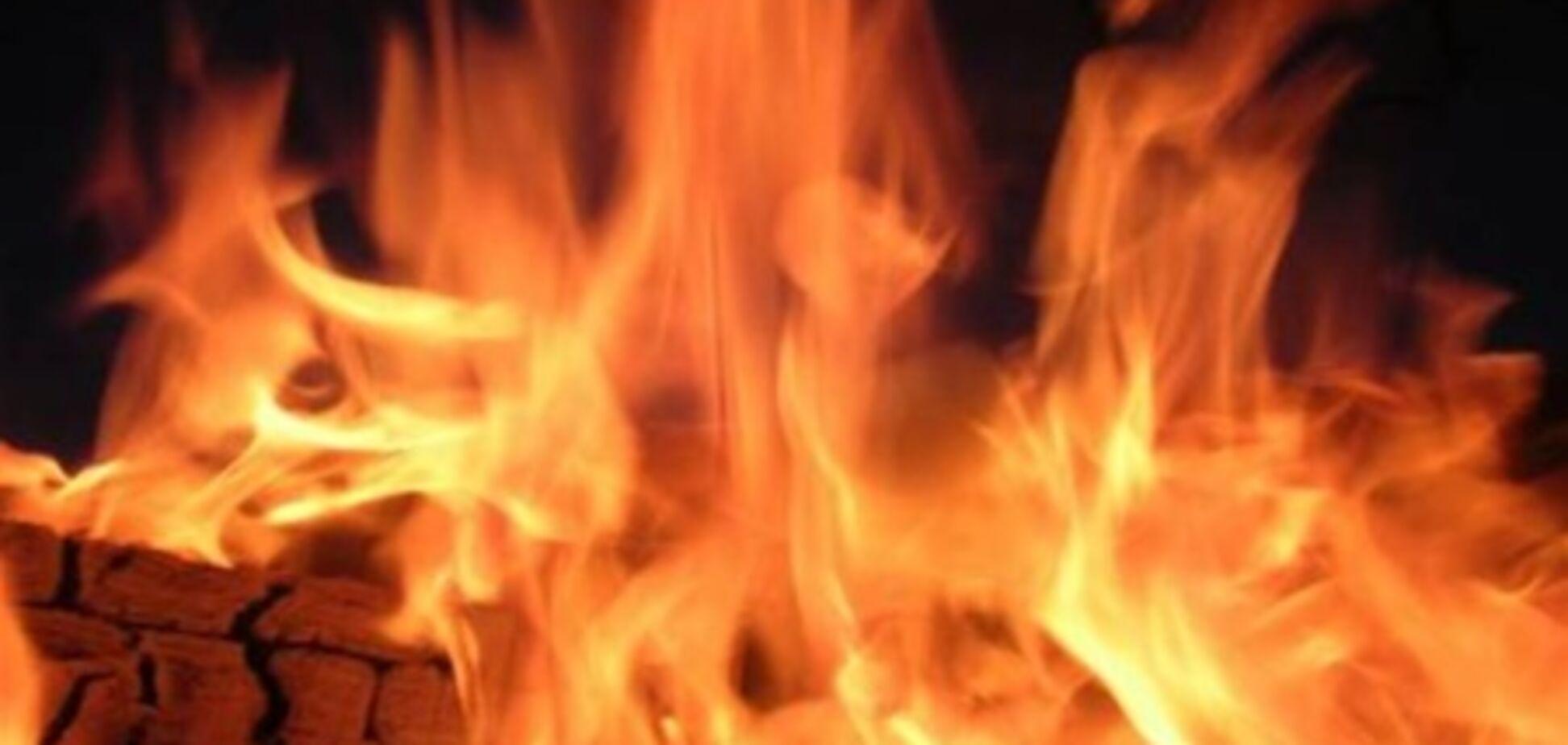 На Вінниччині загорівся санаторій