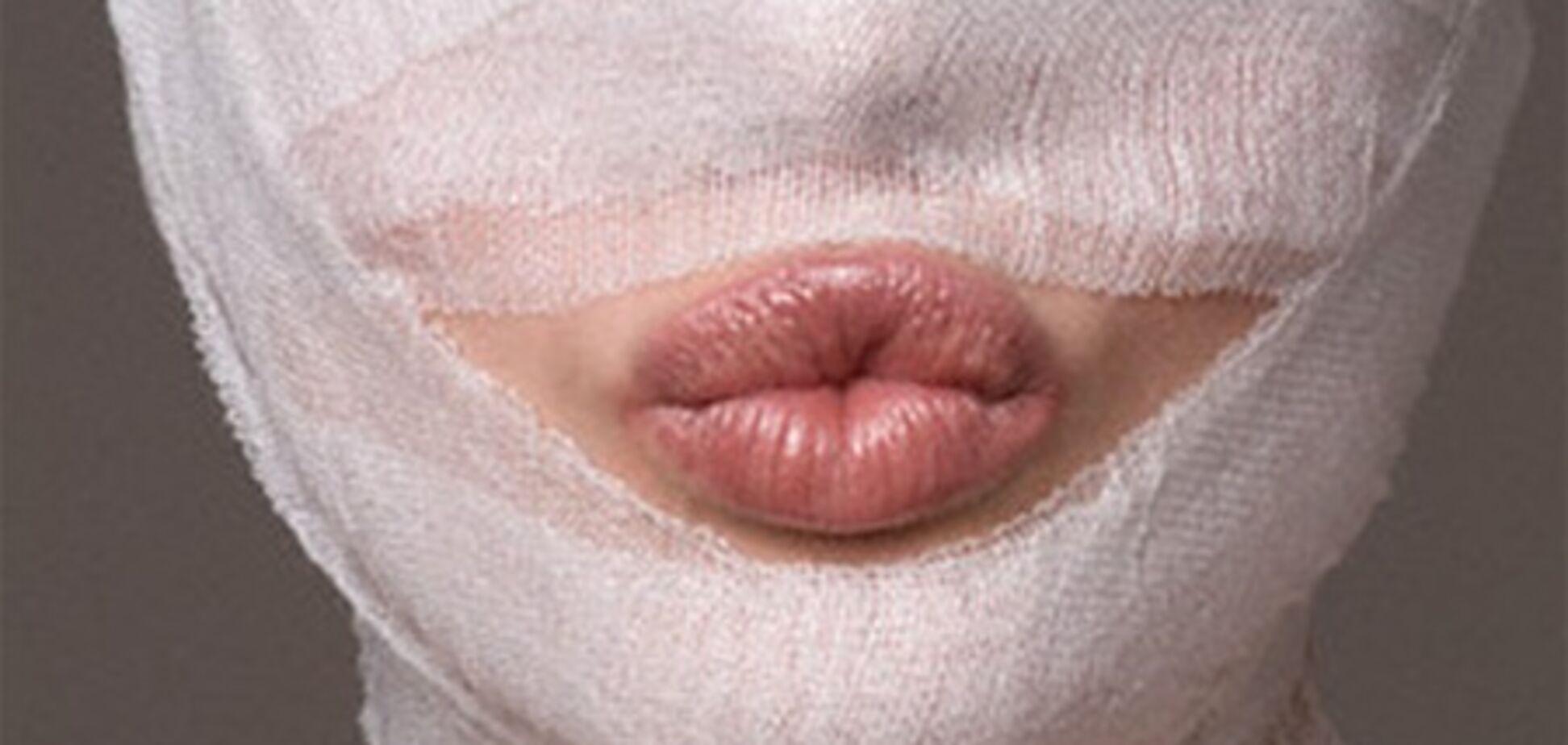 Мужчины увеличивают губы и делают эпиляции