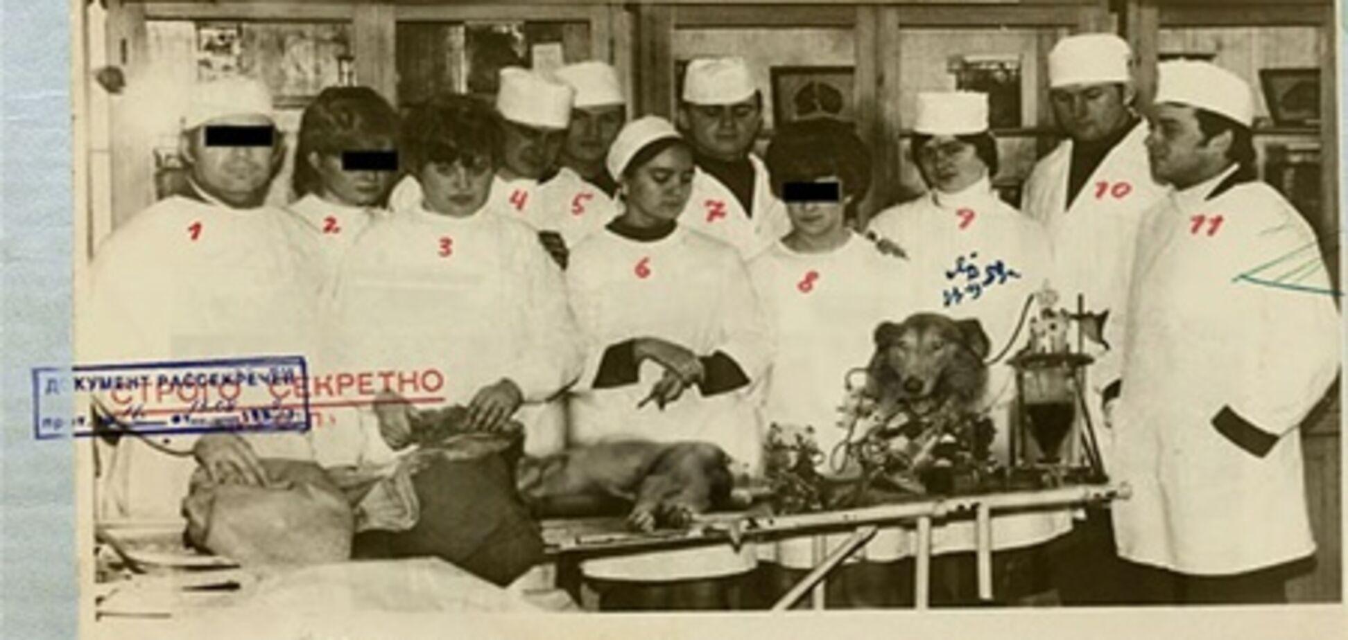 Розсекречена історія створення в СРСР першого в світі біоробота. Фото
