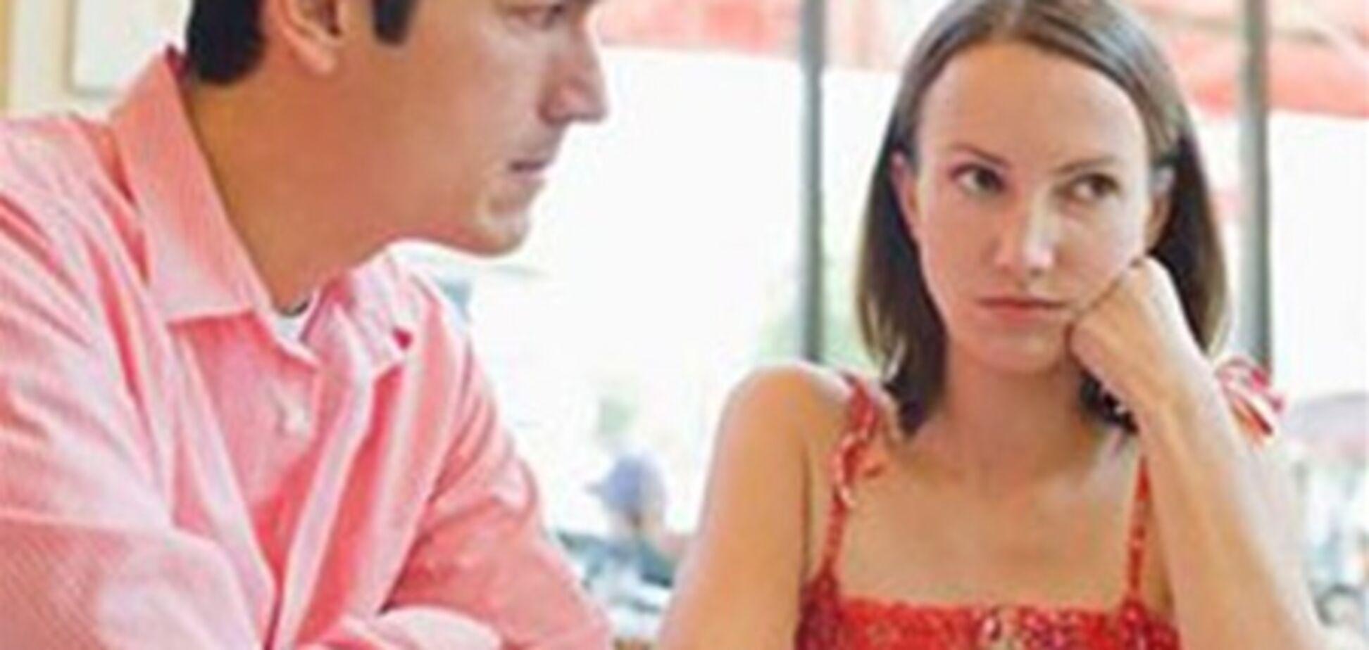 Девушки с комплексами видят лишь мужские недостатки
