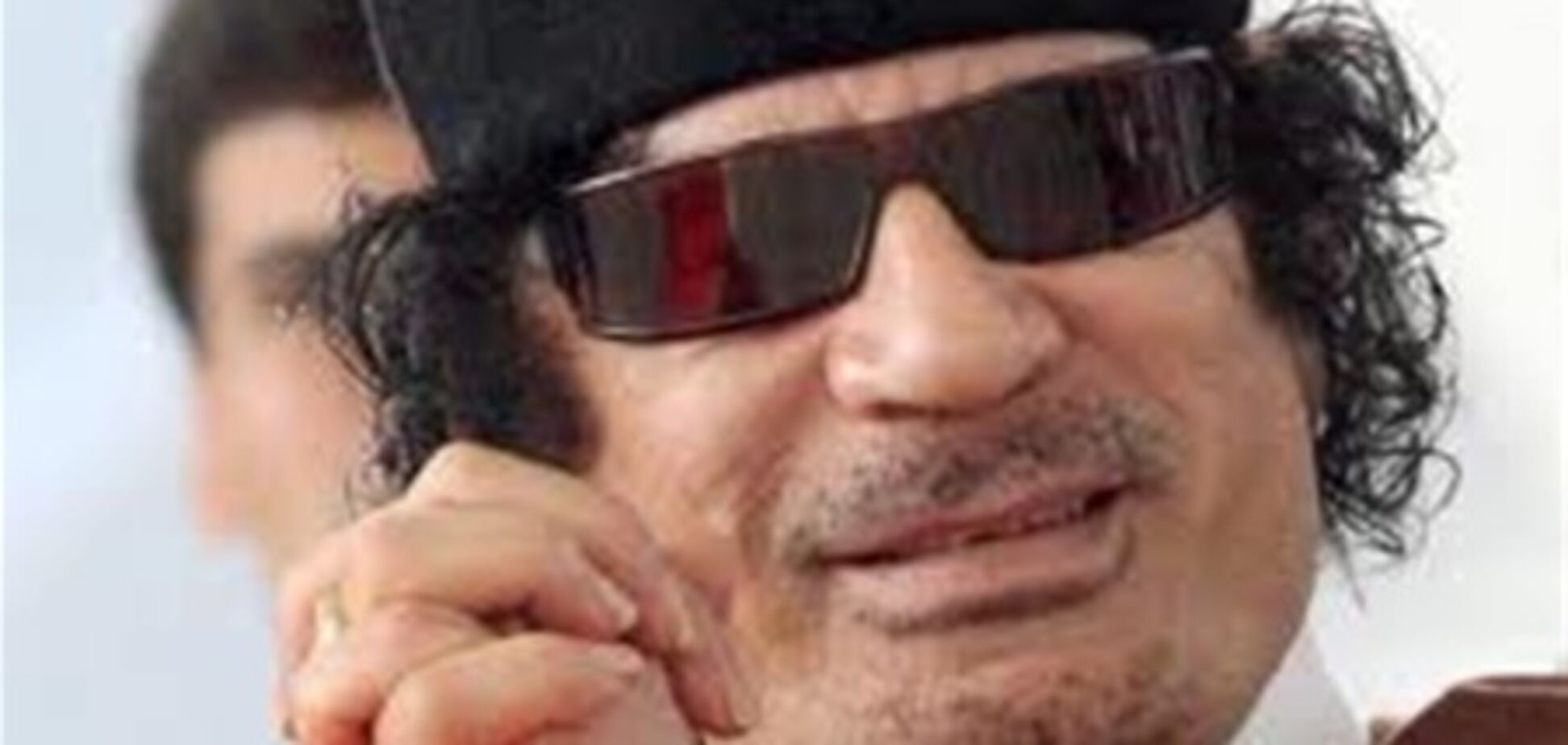 Из речи Каддафи создан убойный танец 'Зенга-зенга'. Видео