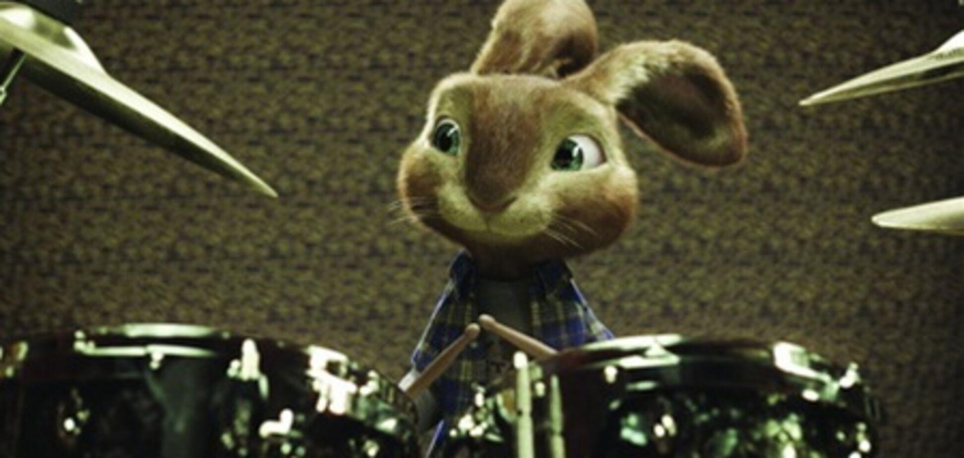 Скрипка и Притула озвучат мультик о пасхальном кролике