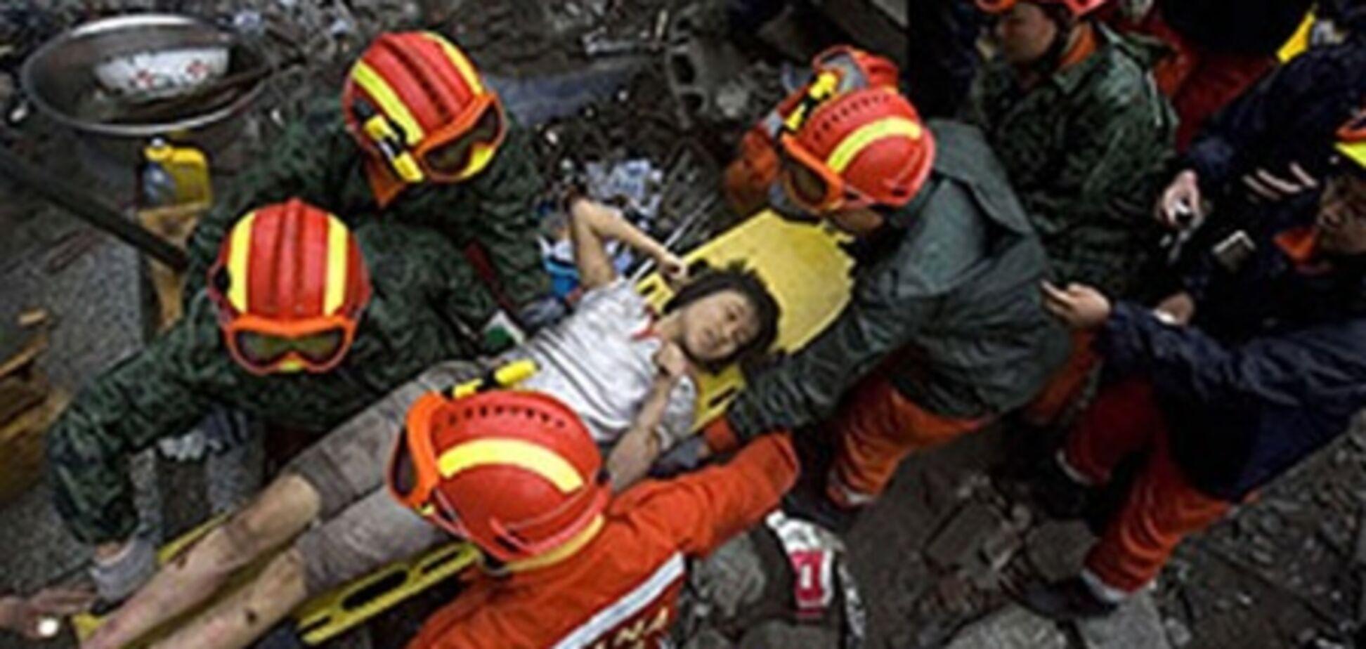 У Китаї стався потужний землетрус: є постраждалі