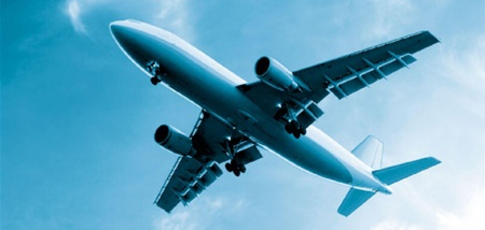 Авиаперевозки по-украински