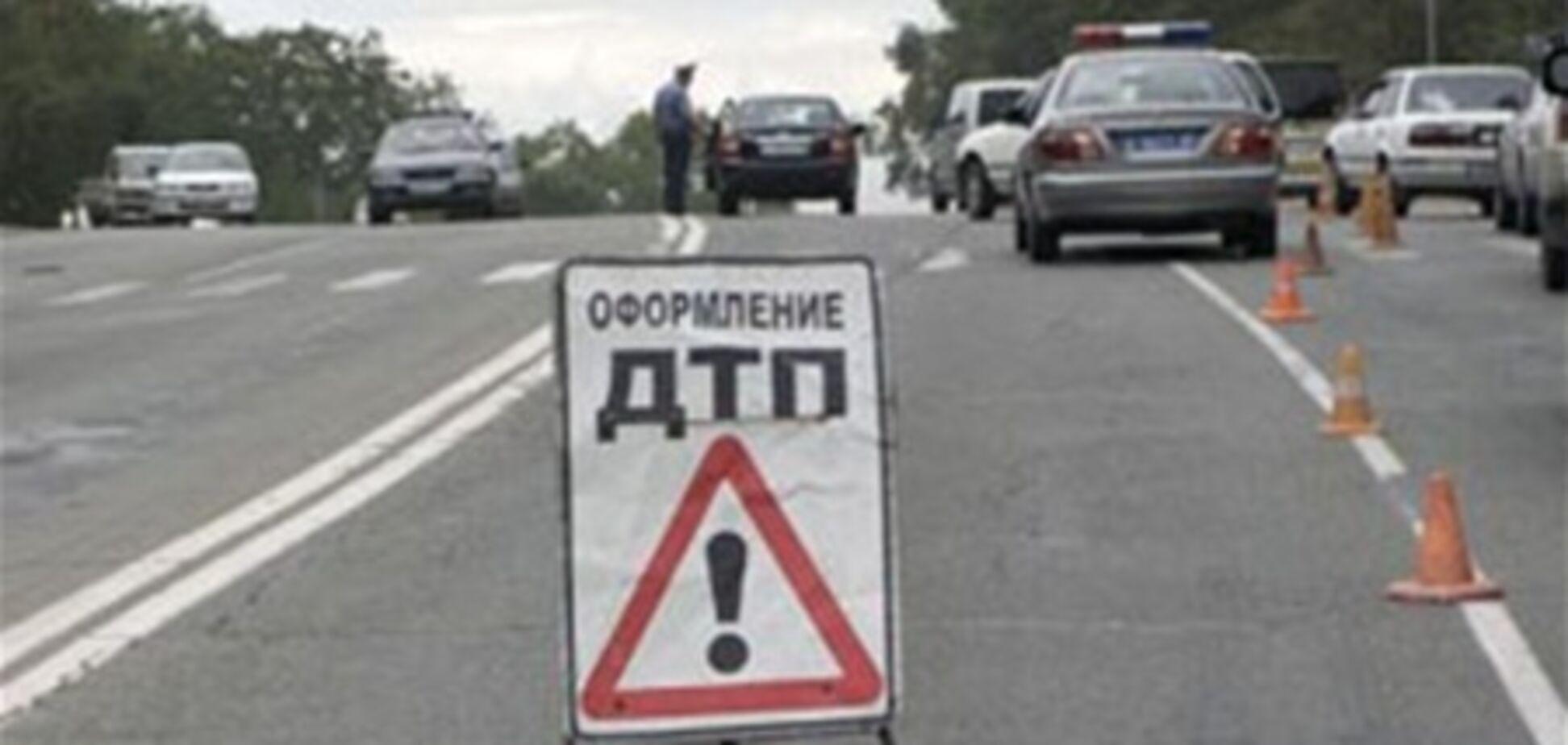 У Криму перекинувся автобус з пасажирами