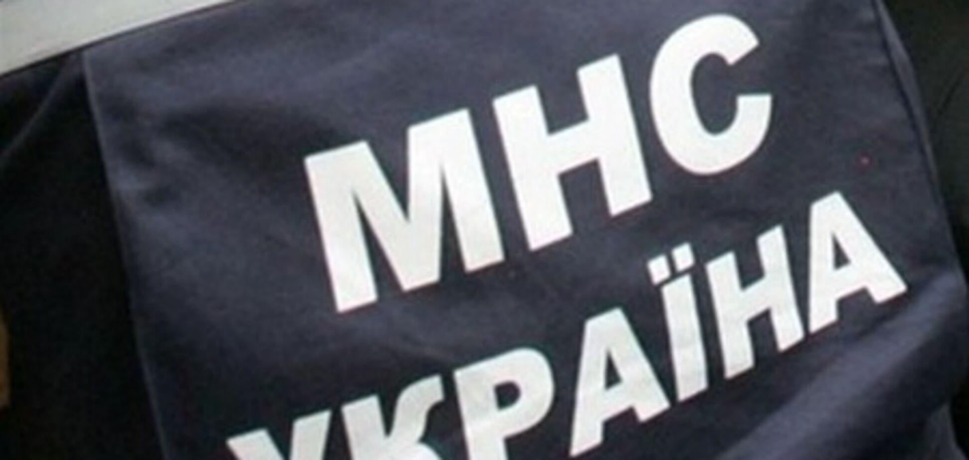 Под Киевом рухнул самолет