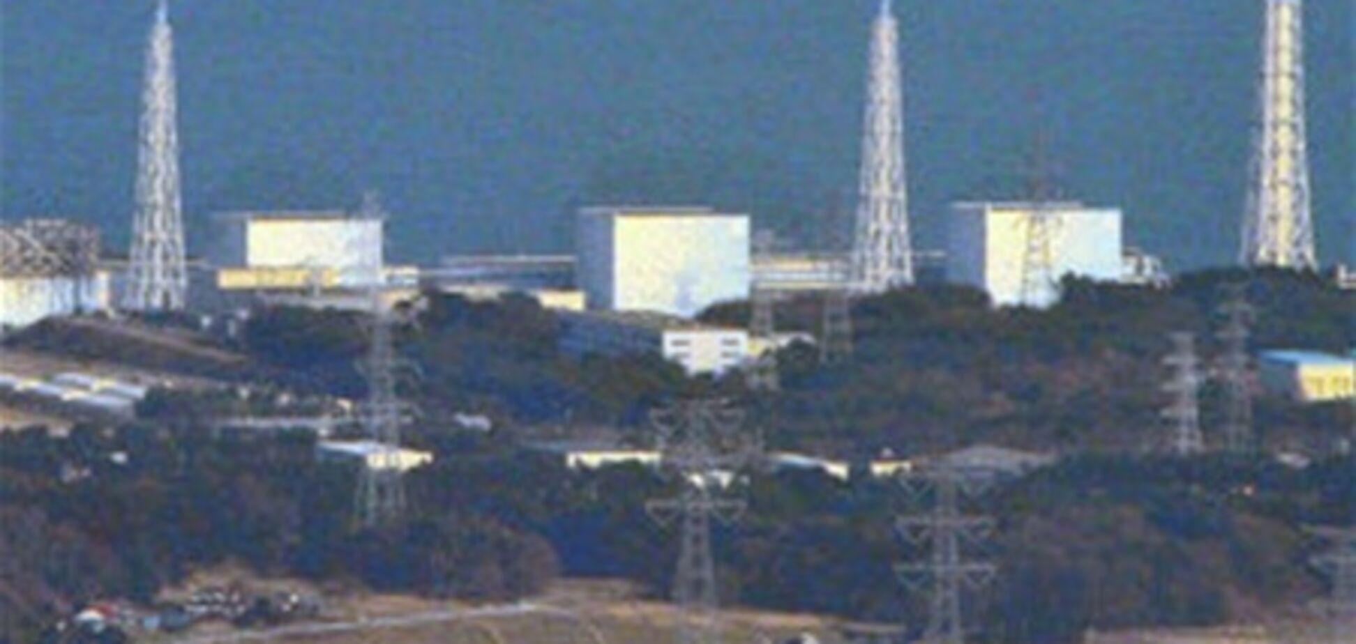 Система охолодження другого реактора АЕС 'Фукусіма-1' зупинилася