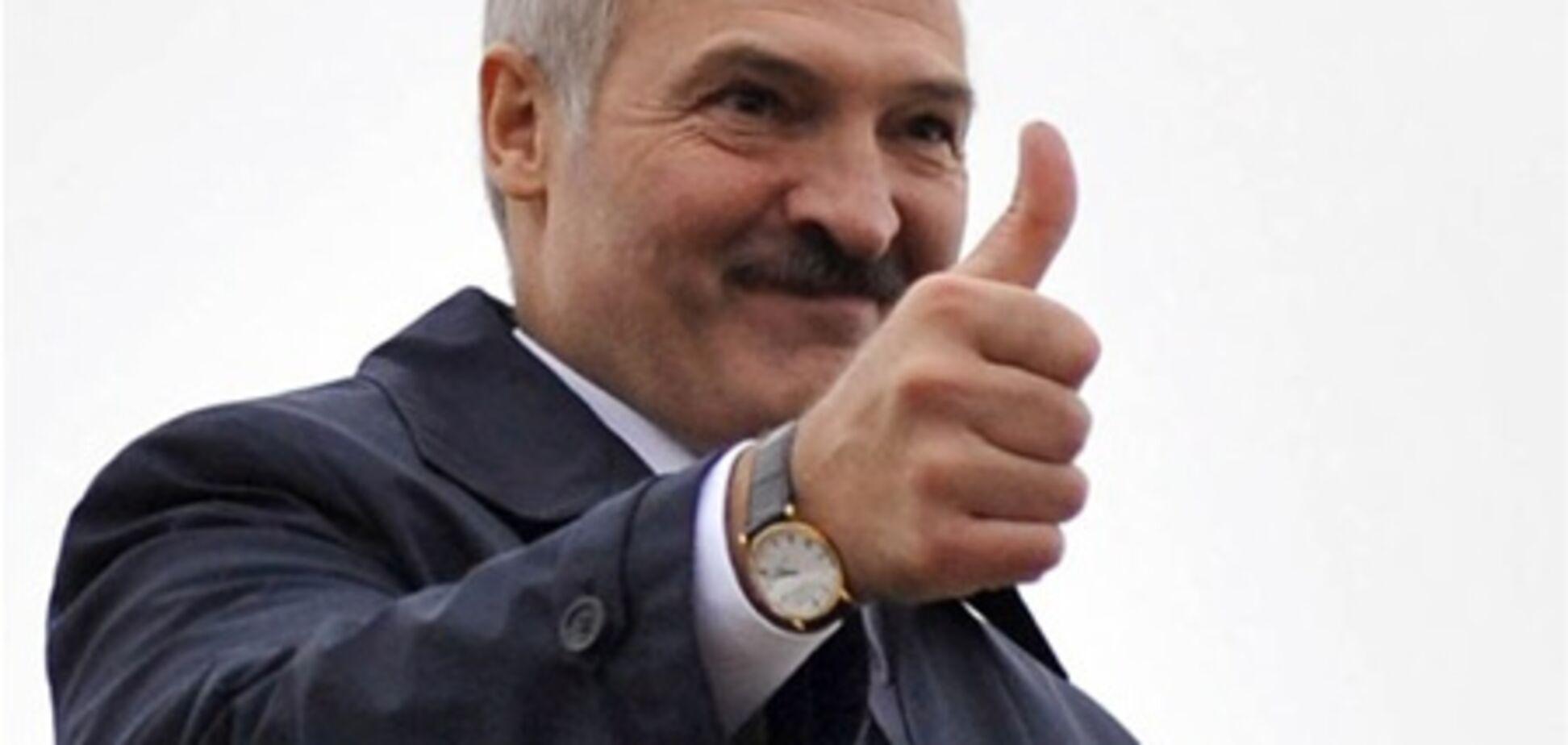 Лукашенко посадят?