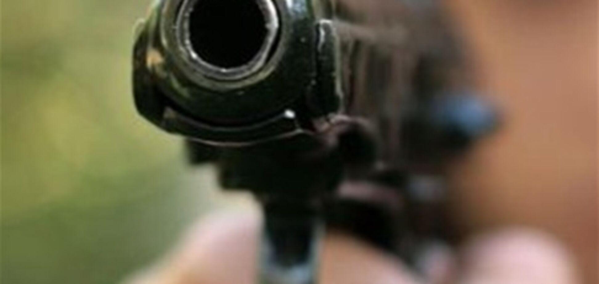 Міліція розстріляла п'яного чоловіка з травматики