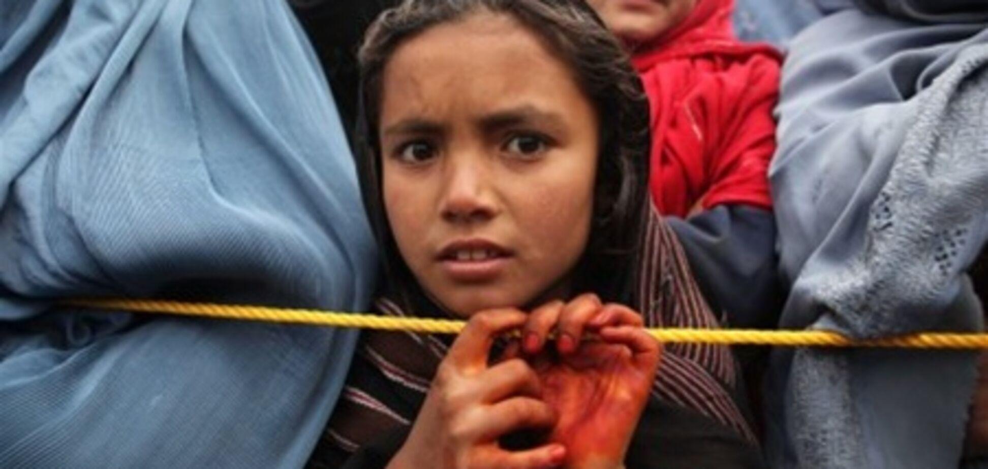 Україну звинуватили в побитті афганських біженців