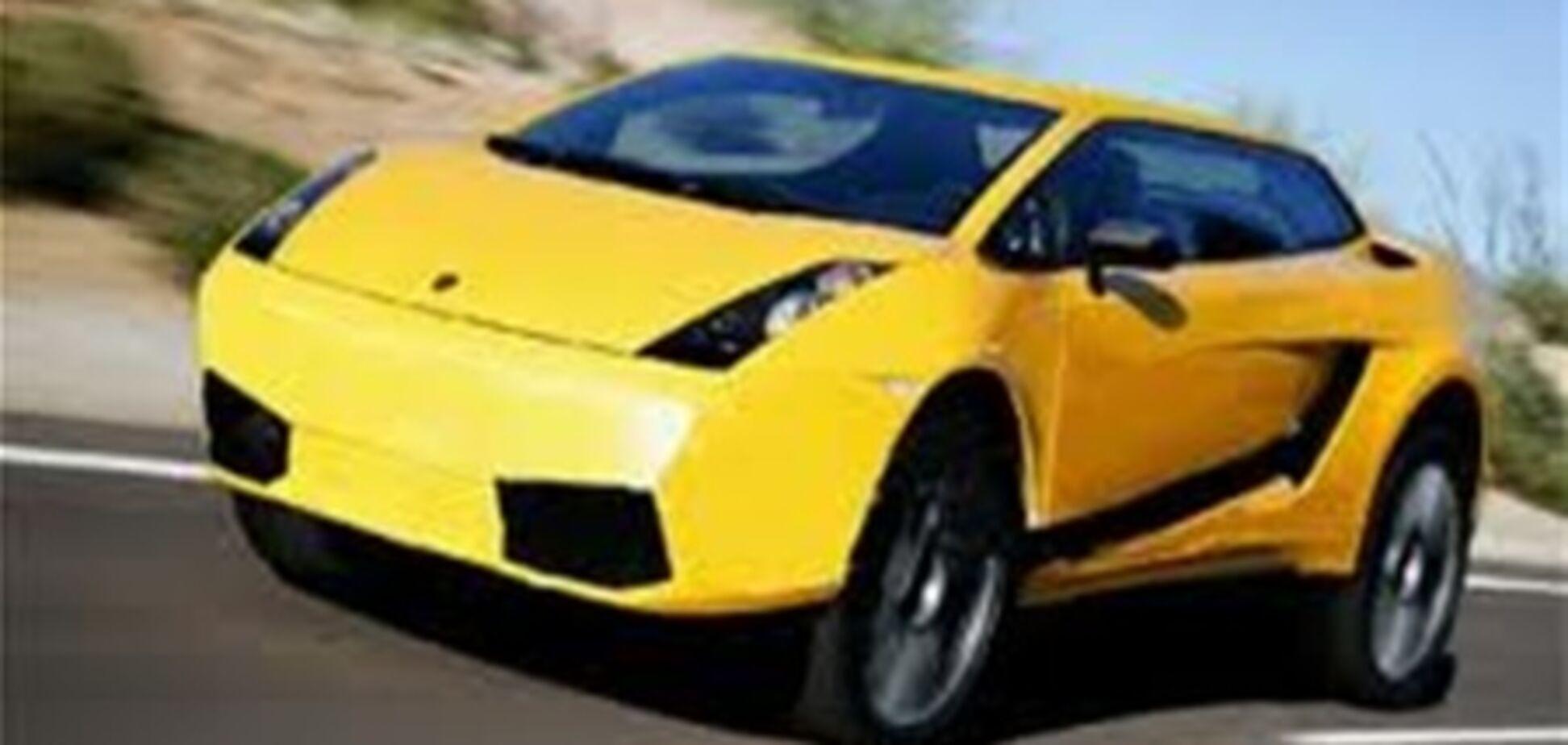 Китаец нанял людей, чтобы уничтожить свой Lamborghini. Видео