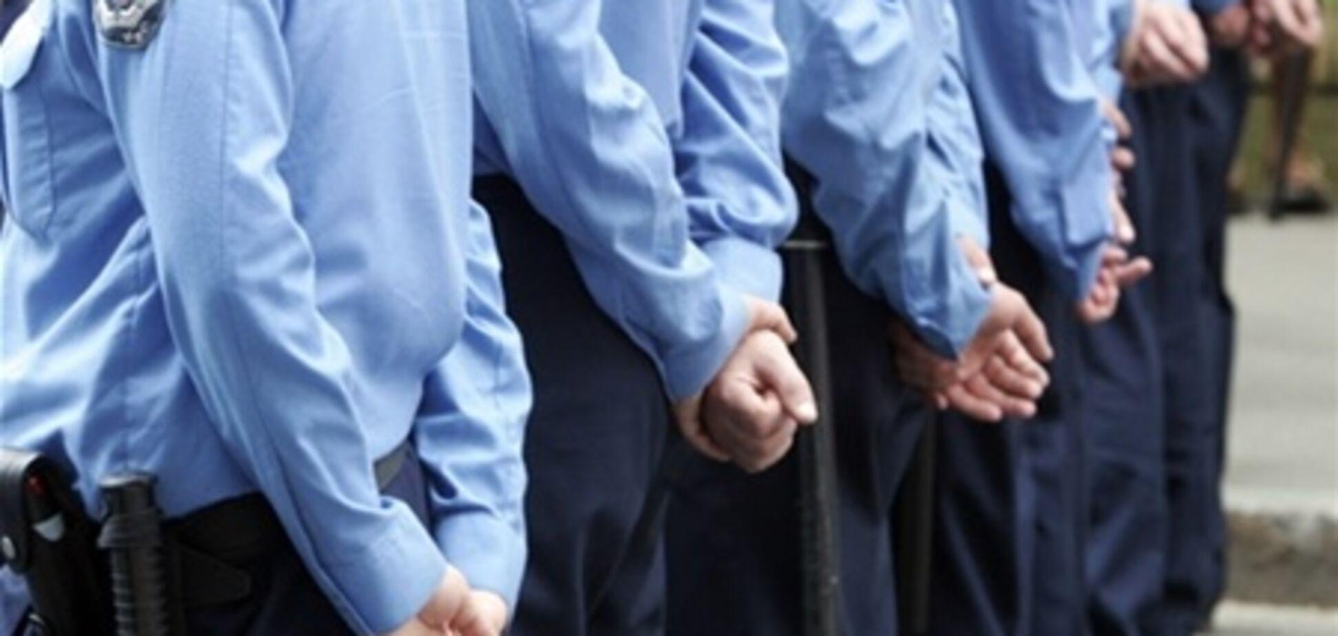Днепропетровский милиционер погорел на взятке в 400 тыс. гривен