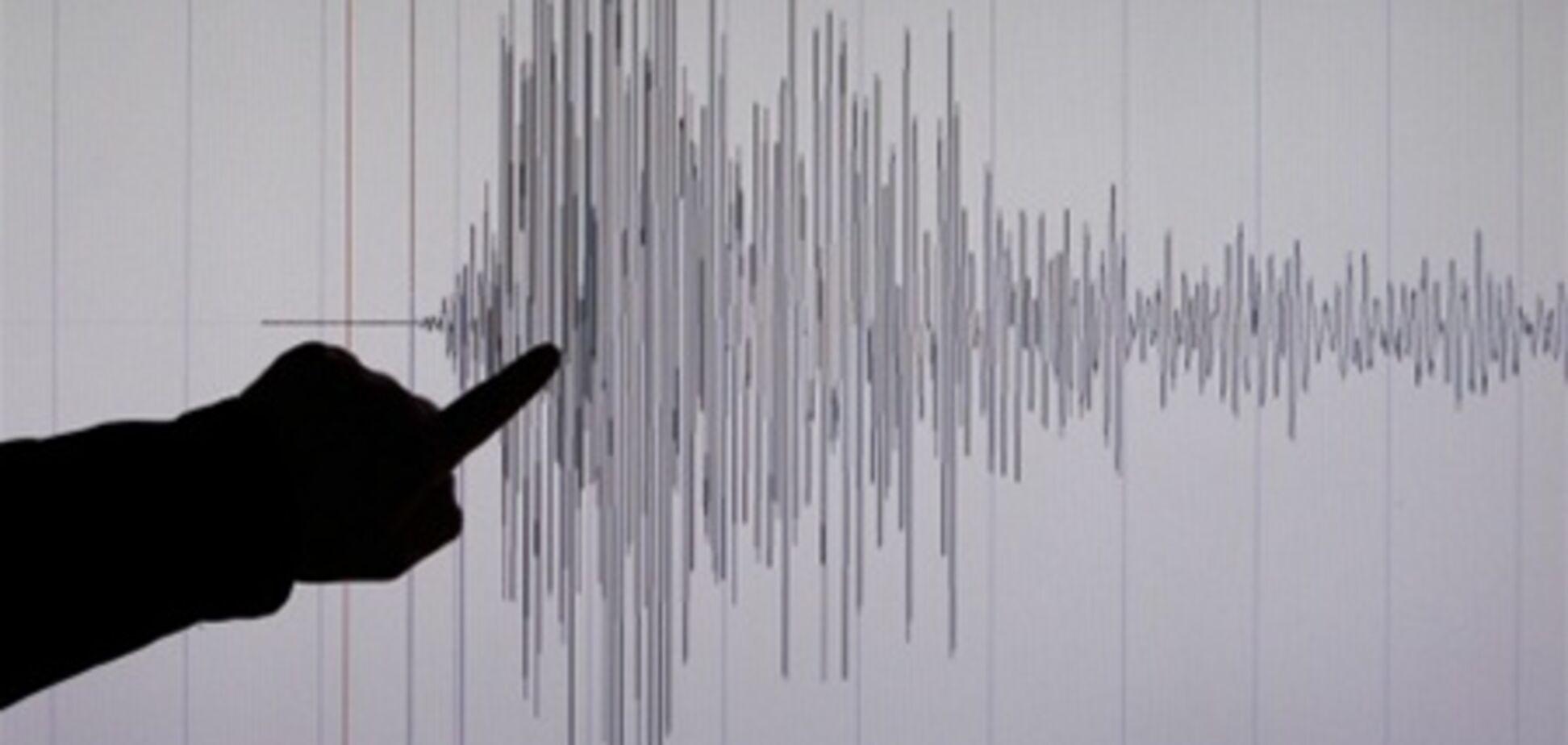 Землетрус магнітудою 4,5 стався в столиці Киргизії