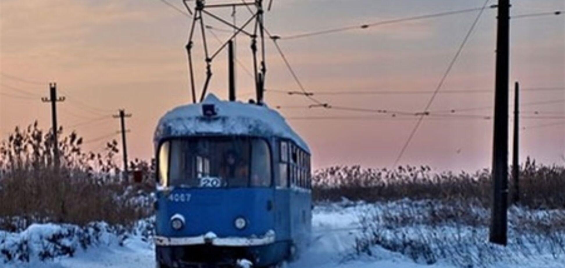 Одесит чекав трамвай і замерз на смерть
