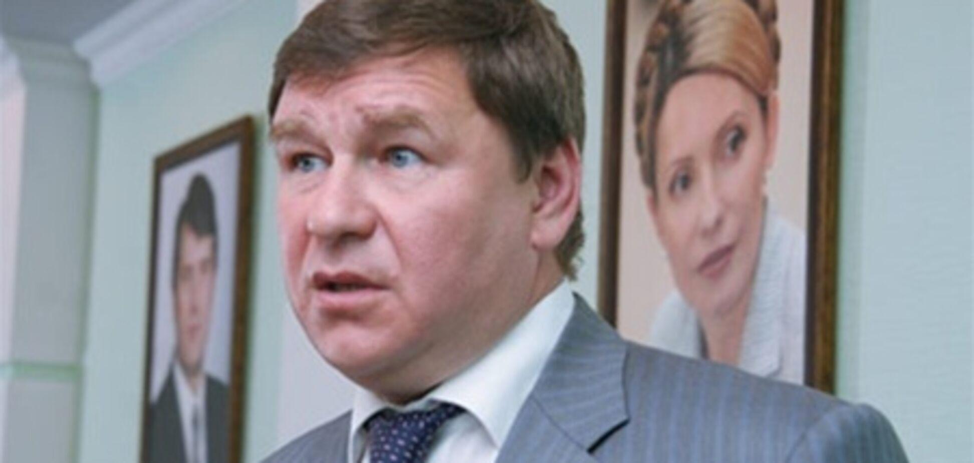 Поживанов жалуется, что хочет общаться с Тимошенко, но 'она не берет трубку'