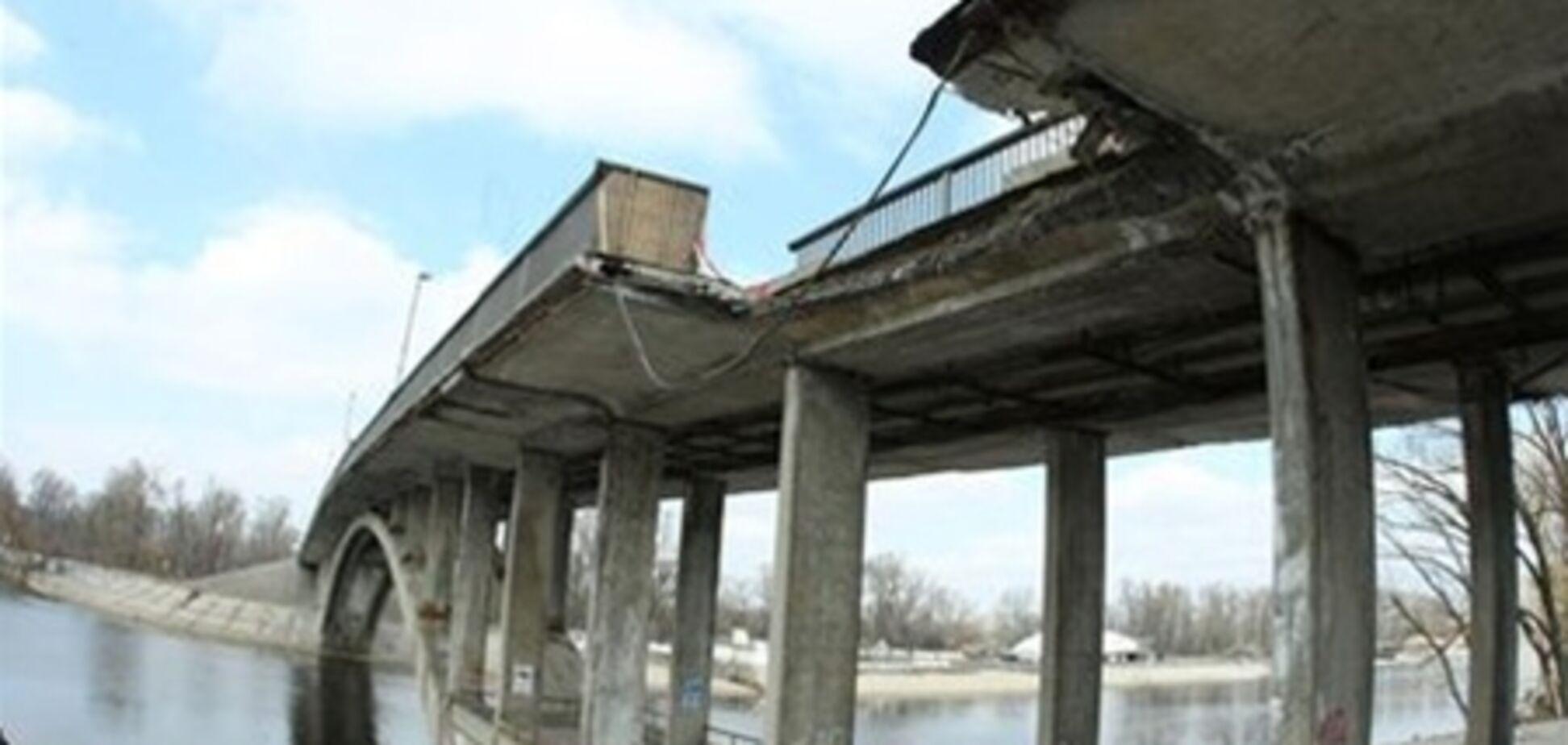 В Гидропарке в любой момент может рухнуть Венецианский мост