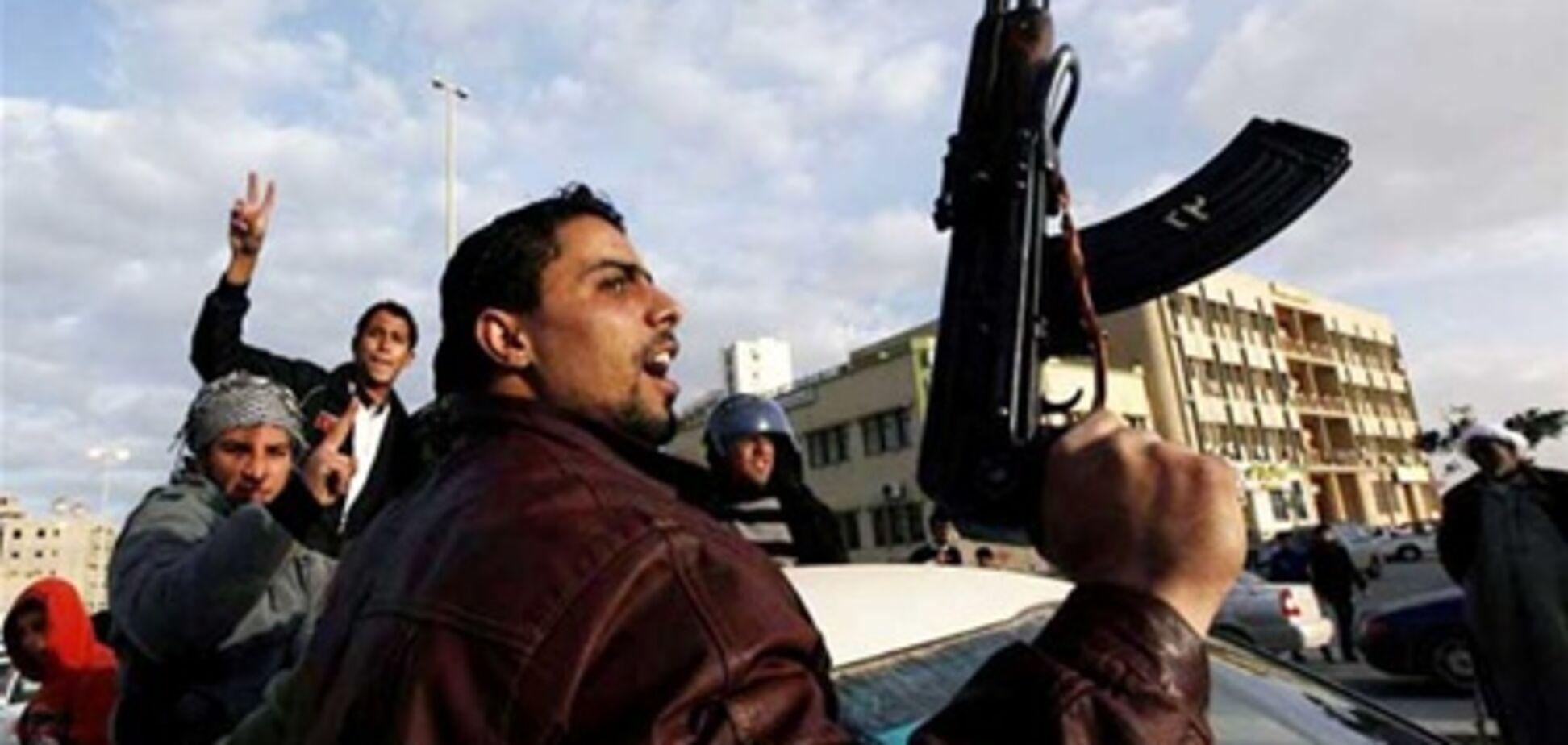 Лівійський 'козир' Росії