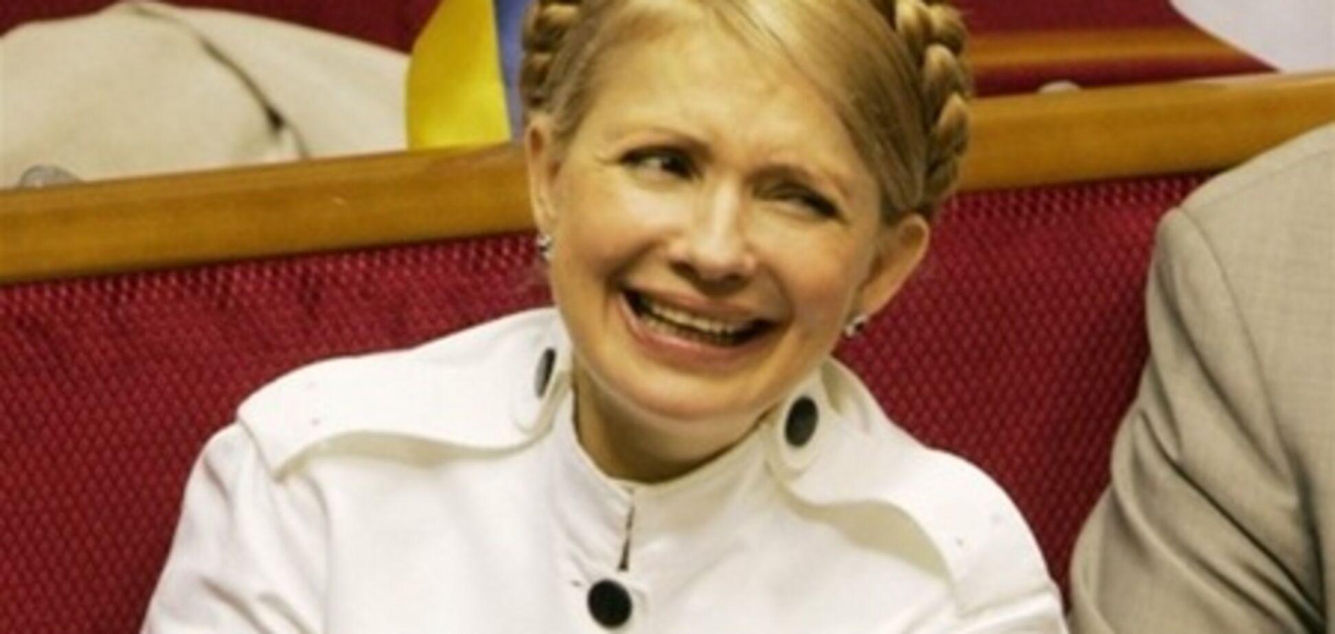 Юлія Володимирівна ™ і рейтинг депутатів