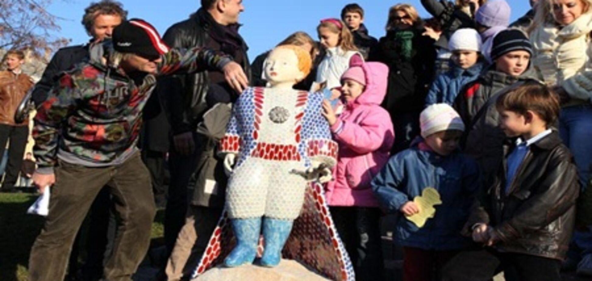 У Києві знищена скульптура Маленького принца