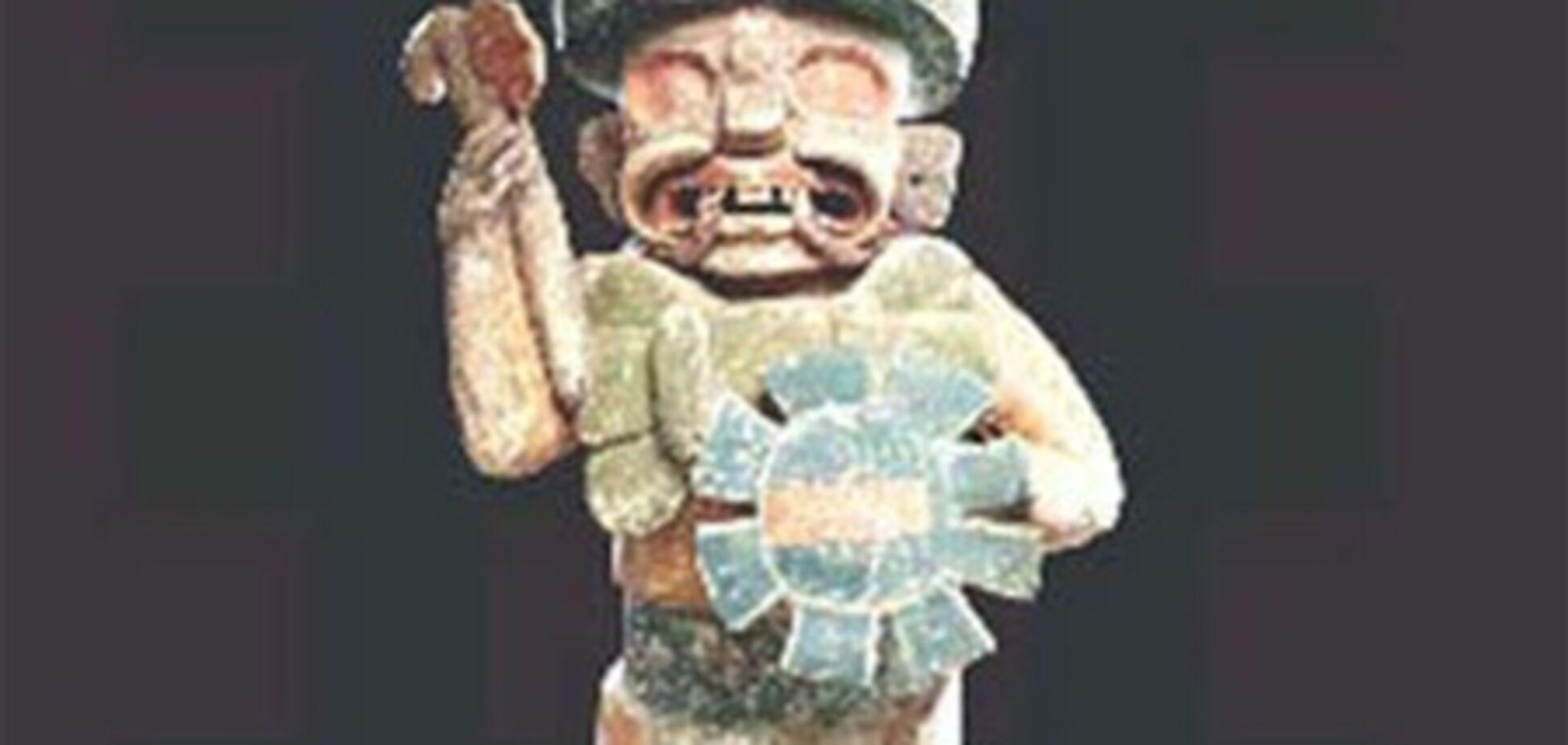 Рекордно дорогу статую майя визнали підробкою