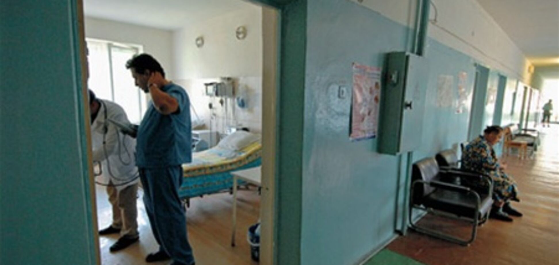 У севастопольській лікарні обірвався ліфт з пацієнтами