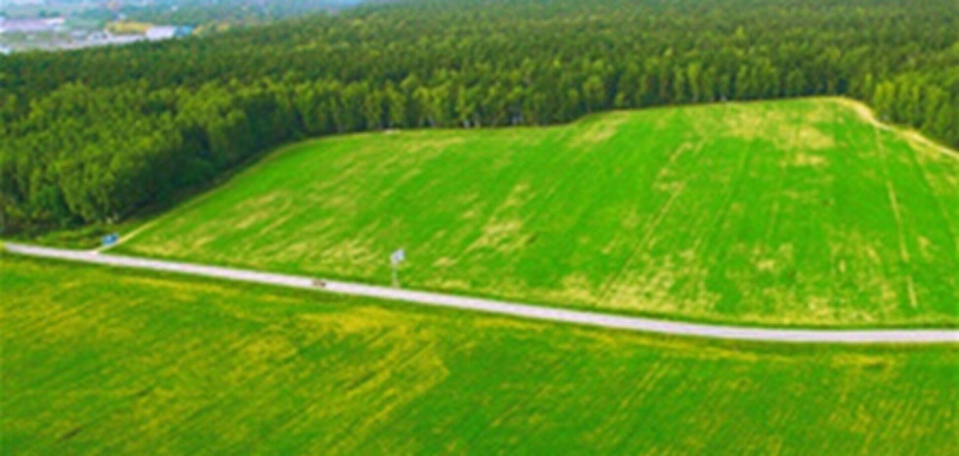 В Украине предложили ограничить продажу участков земли в одни руки