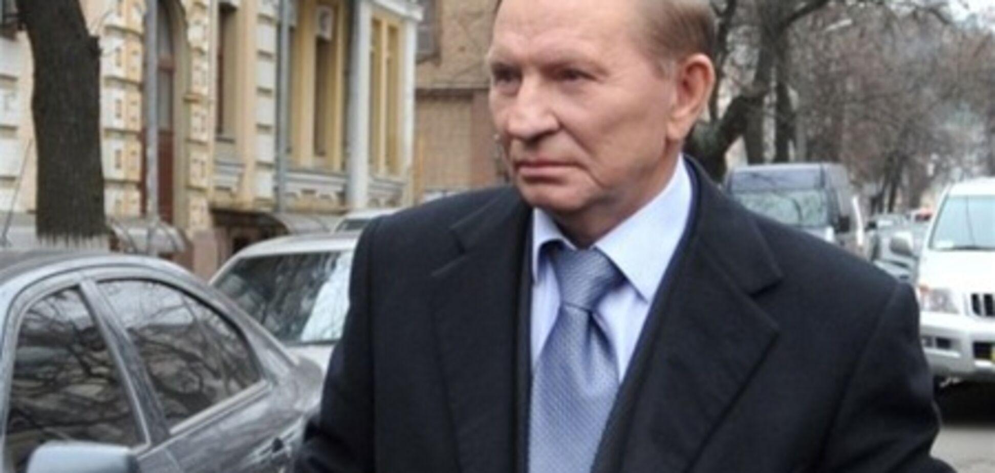 Слідство: Кучма доручив налякати Гонгадзе, Кравченко - вирішив убити