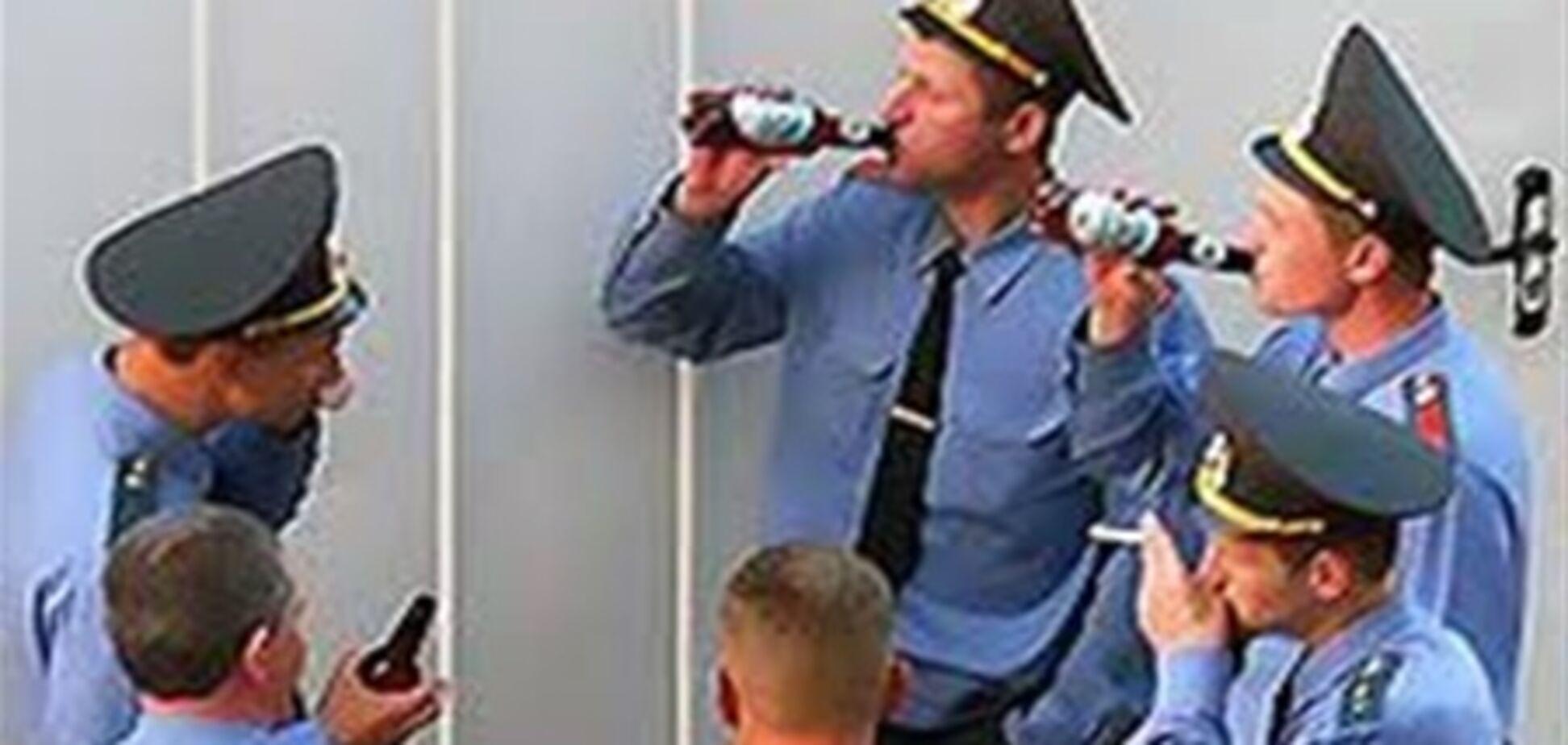 LIVE. Как в России отмечали последний день милиции. Видео