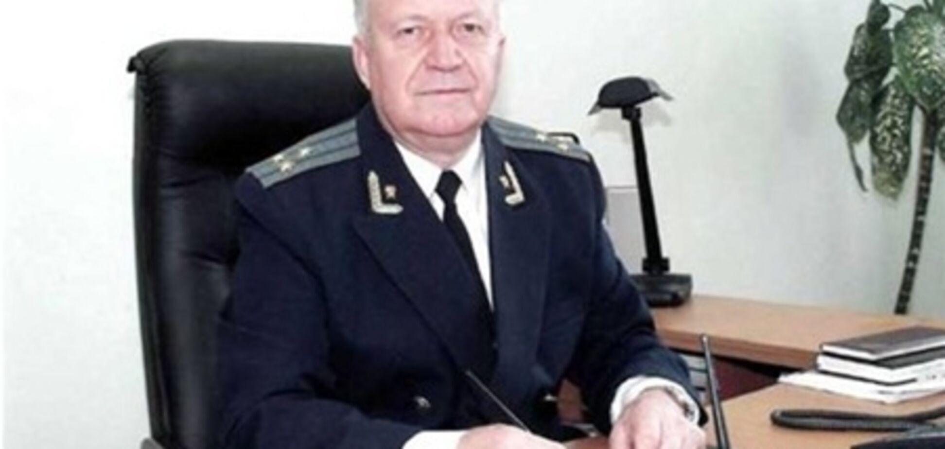 Потебенько: Кравченко не витримав тиску