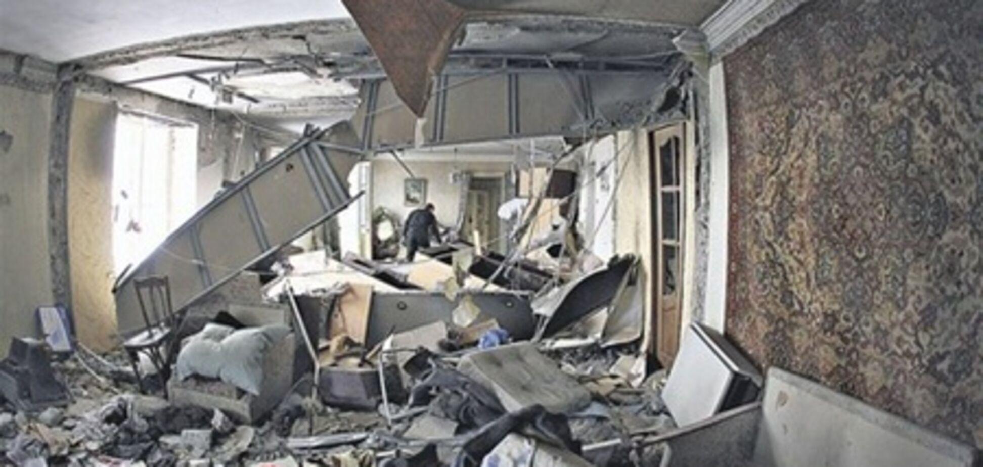 Взрыв дома в Киеве: виновным хотят сделать владельца квартиры