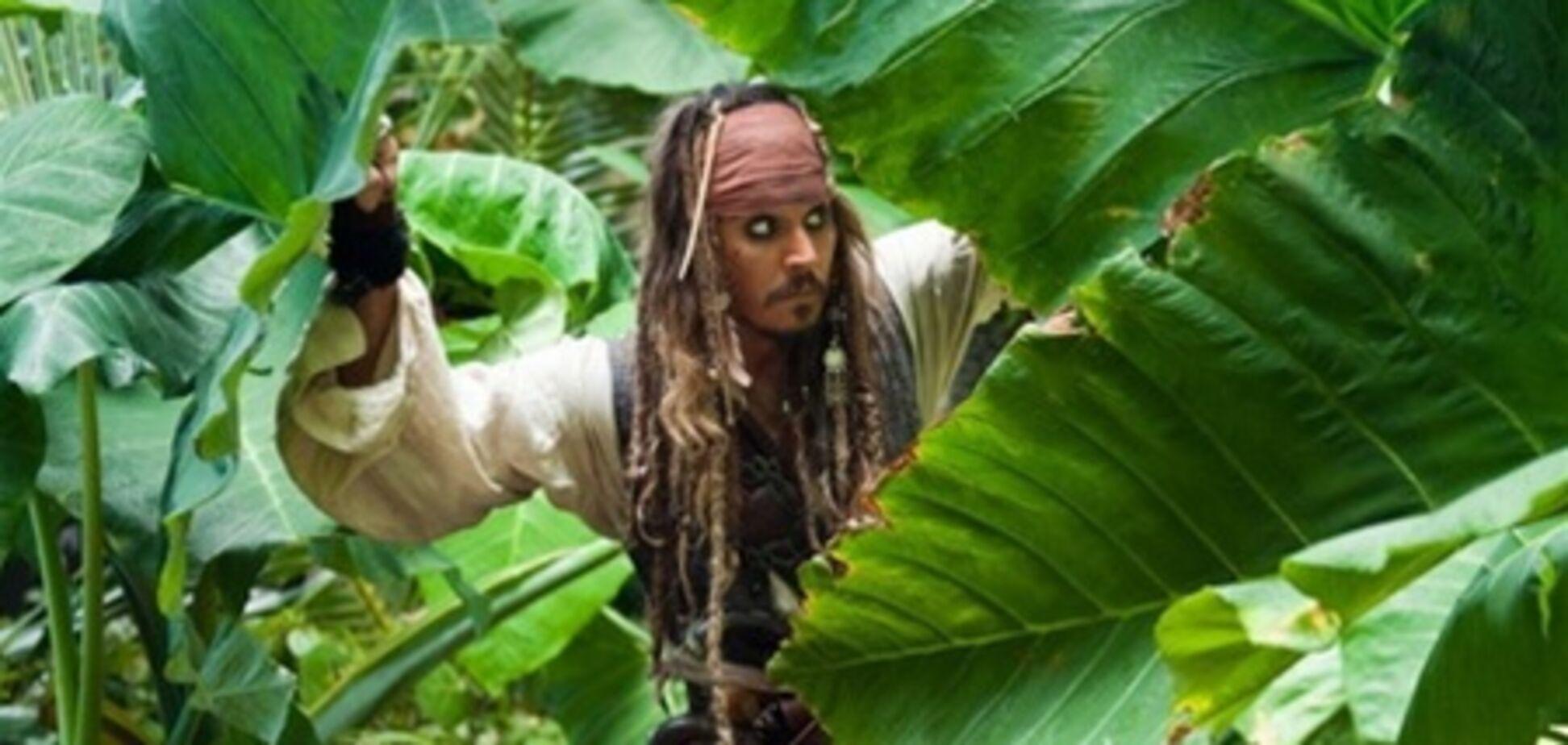 Пятые «Пираты Карибского моря» уже в работе