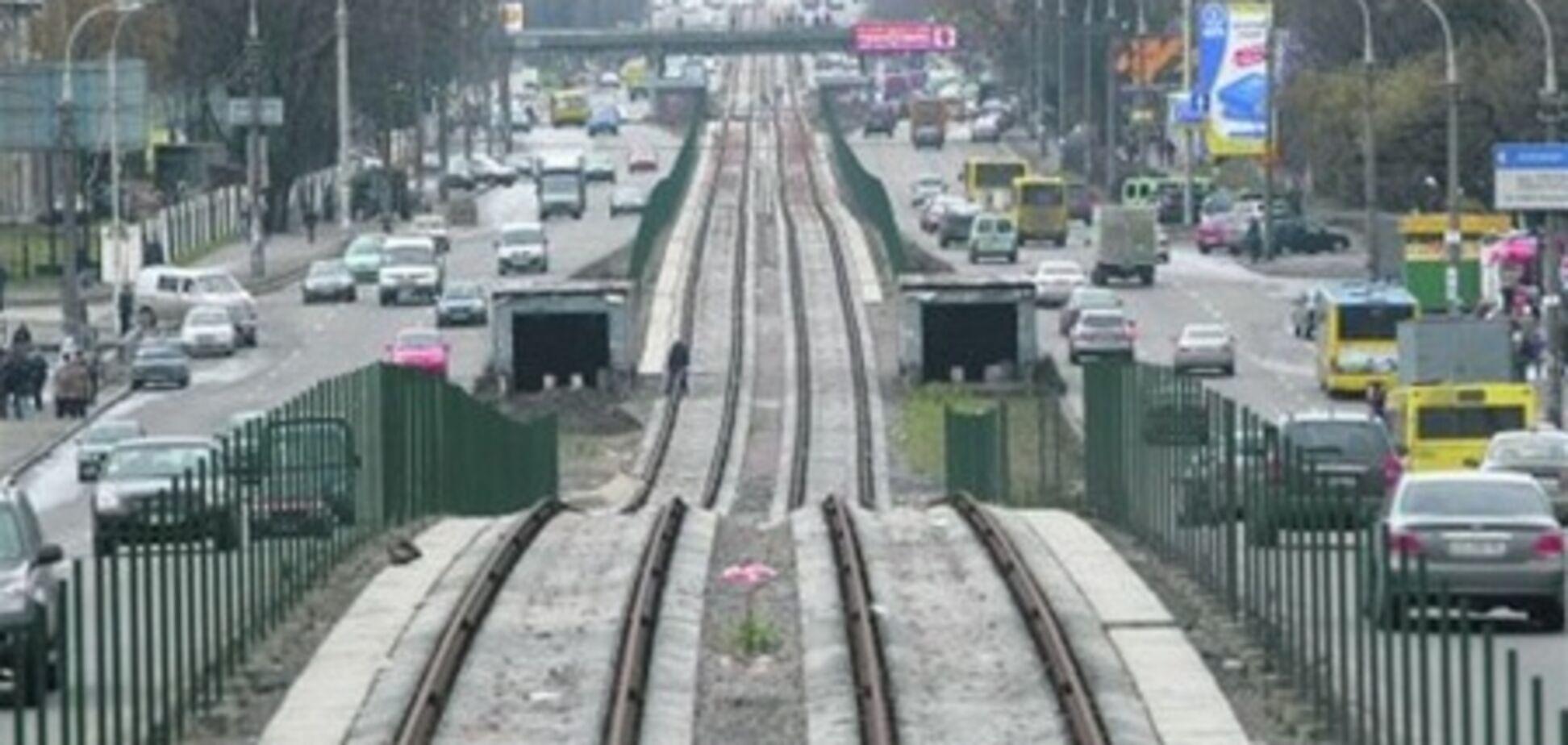 Швидкісний трамвай Черновецького: 'косметика' за 420 млн грн