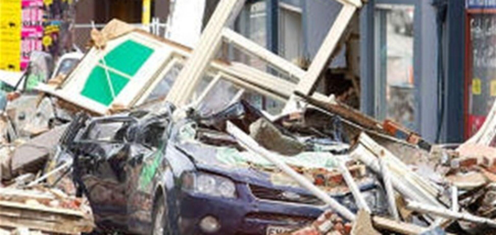 Новозеландець продав булижник, що розбив його будинок при землетрусі
