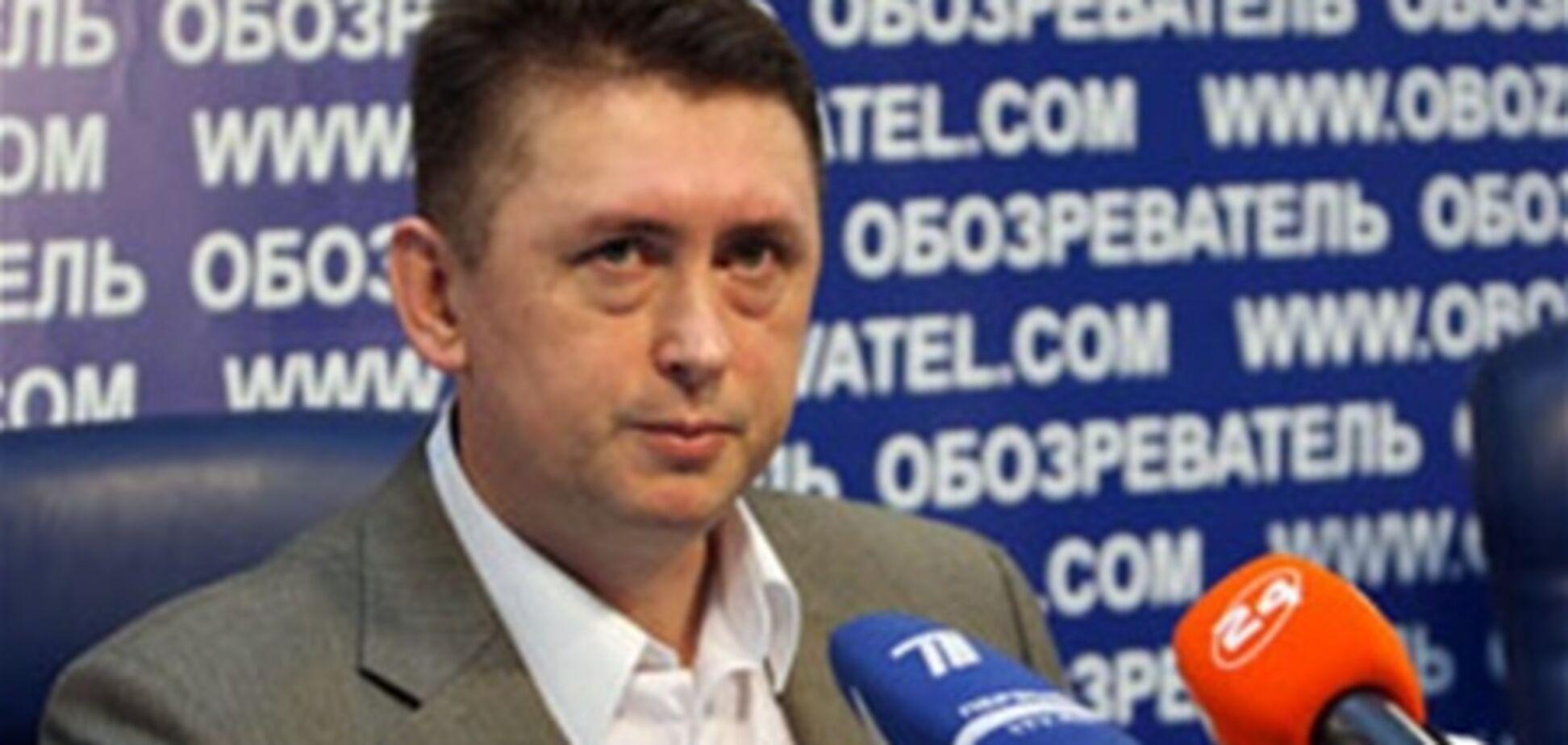 Мельниченко: Вбивство Кравченка було вигідно Кучмі і Литвину