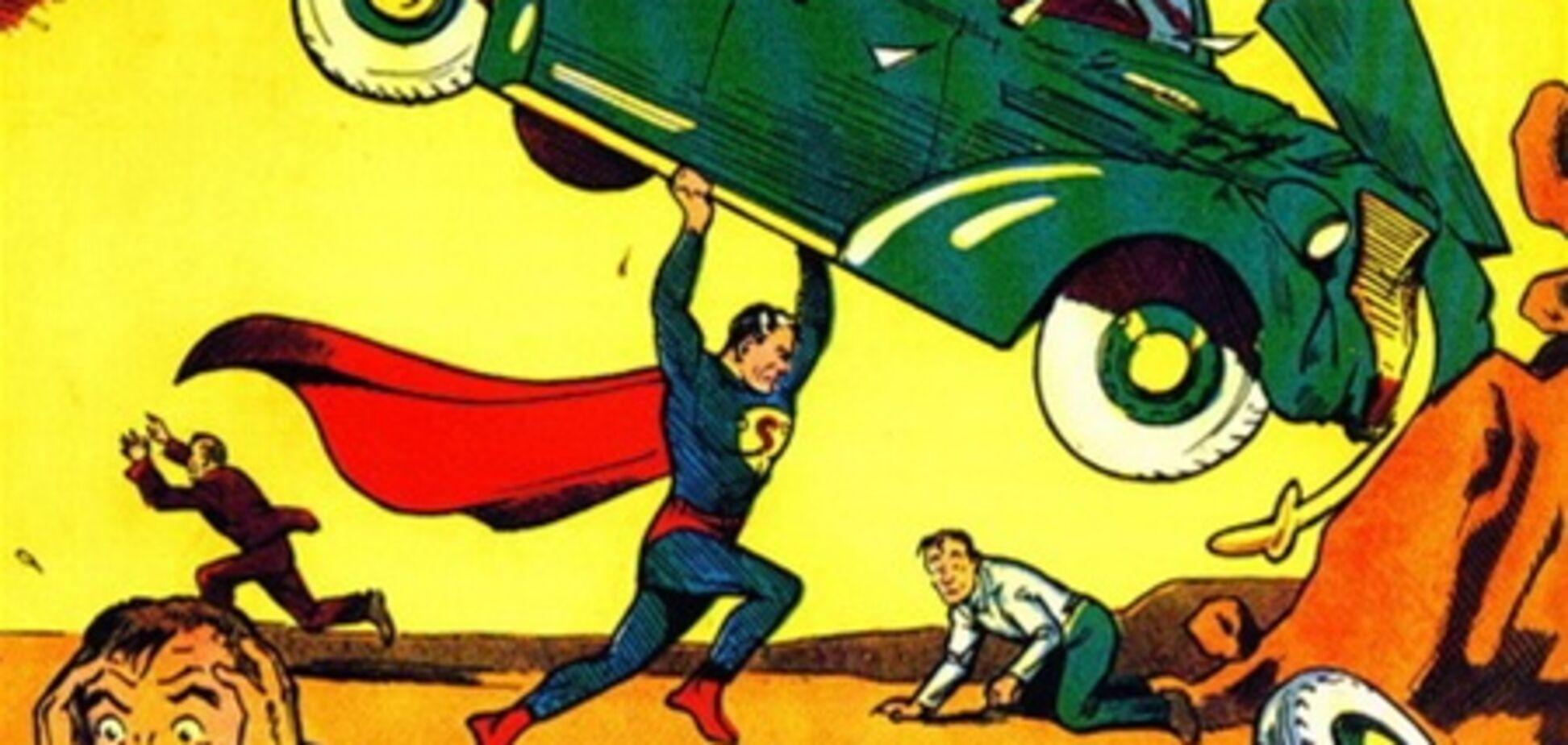 Полиция нашла комикс-раритет, украденный у Николаса Кейджа