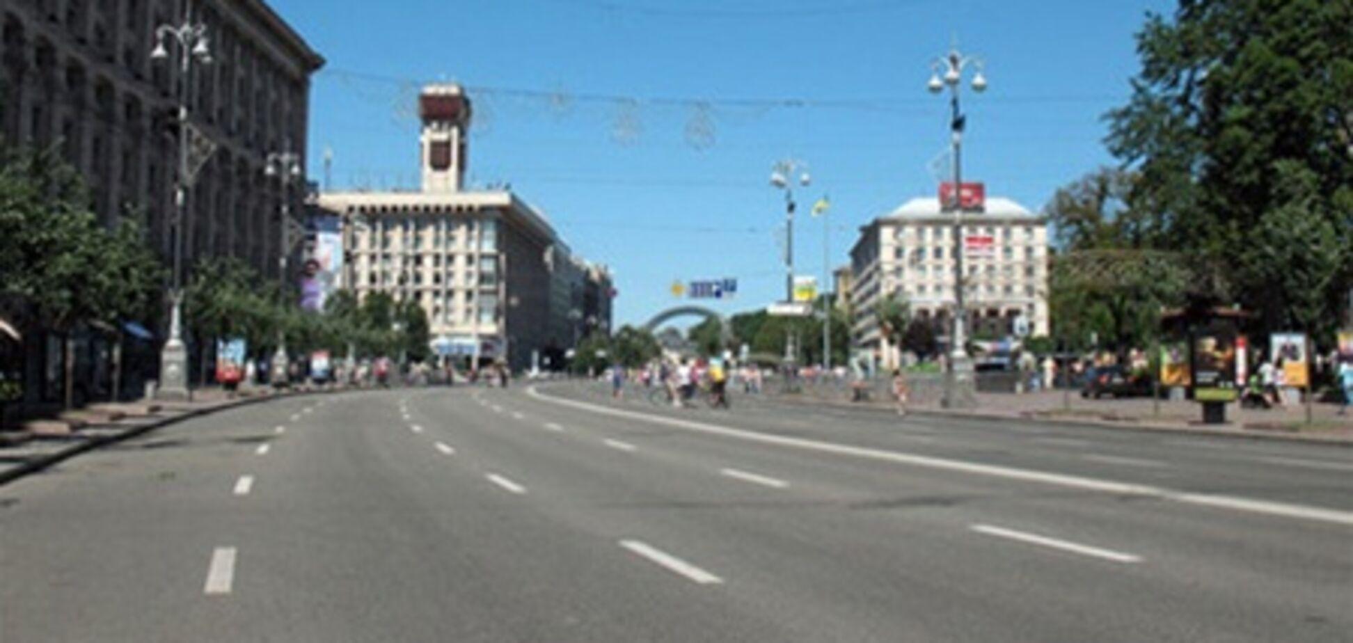 В Киеве 100 улиц получат паспорта