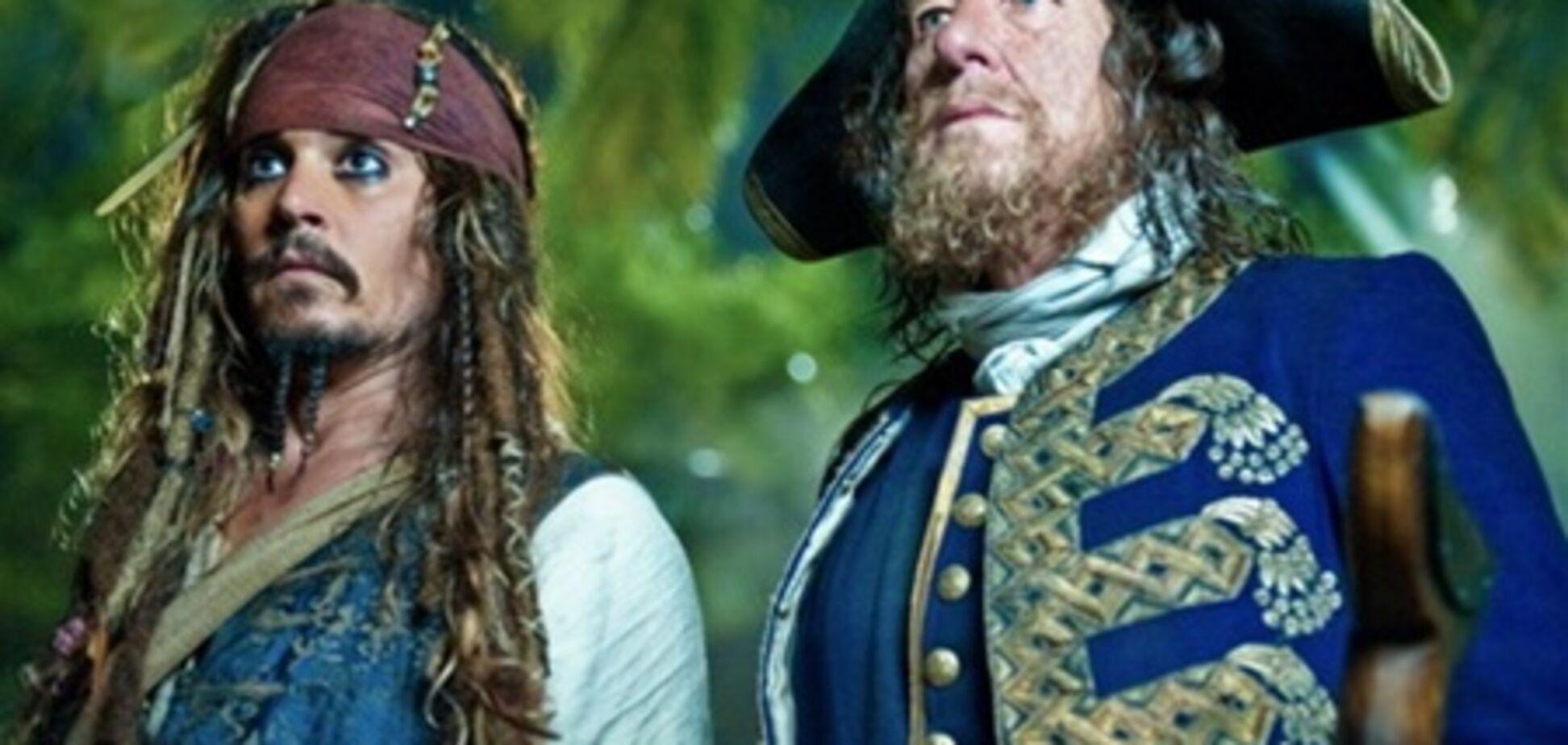 Новых «Пиратов Карибского моря» покажут в Каннах