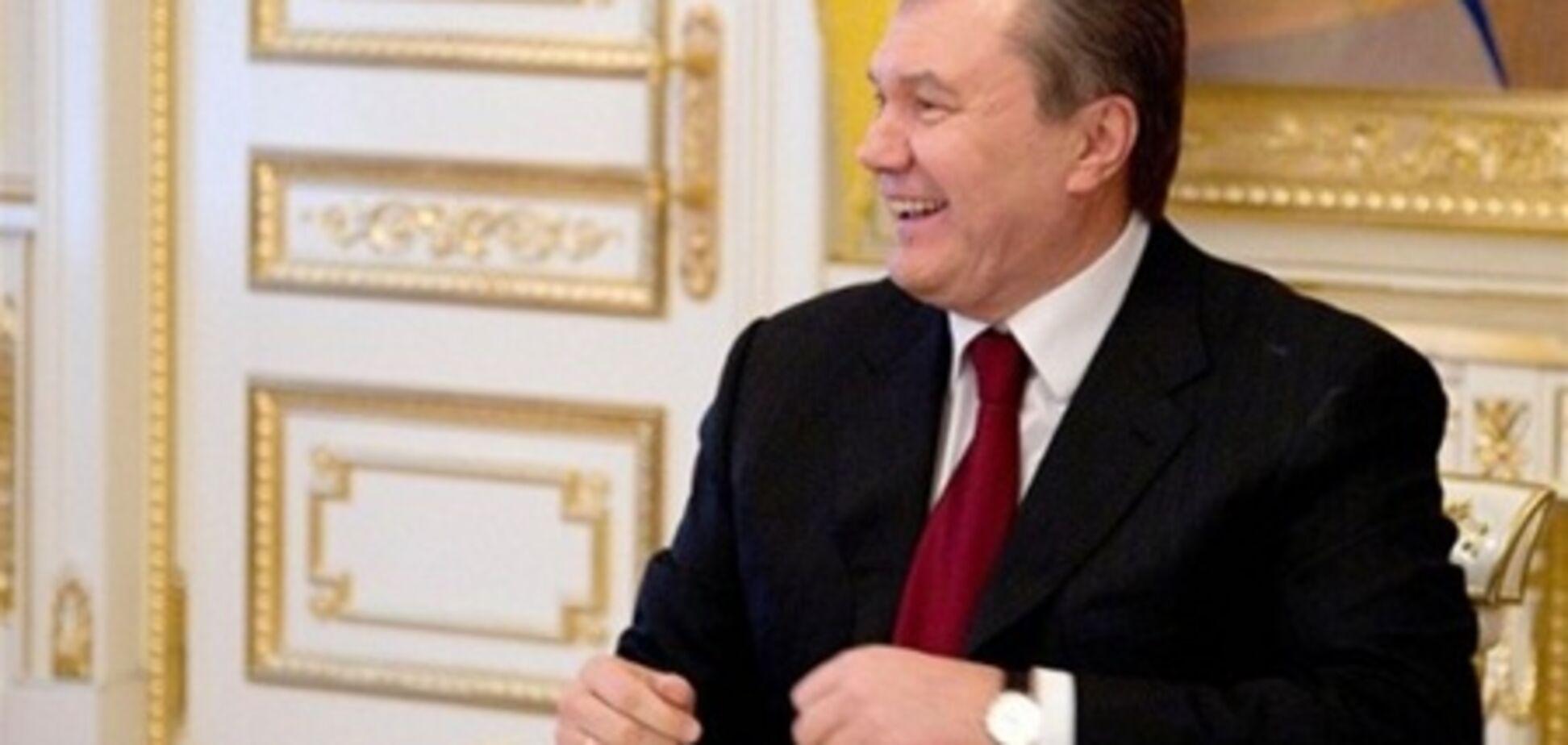 Одноклассник Януковича посвятил президенту стих. Текст