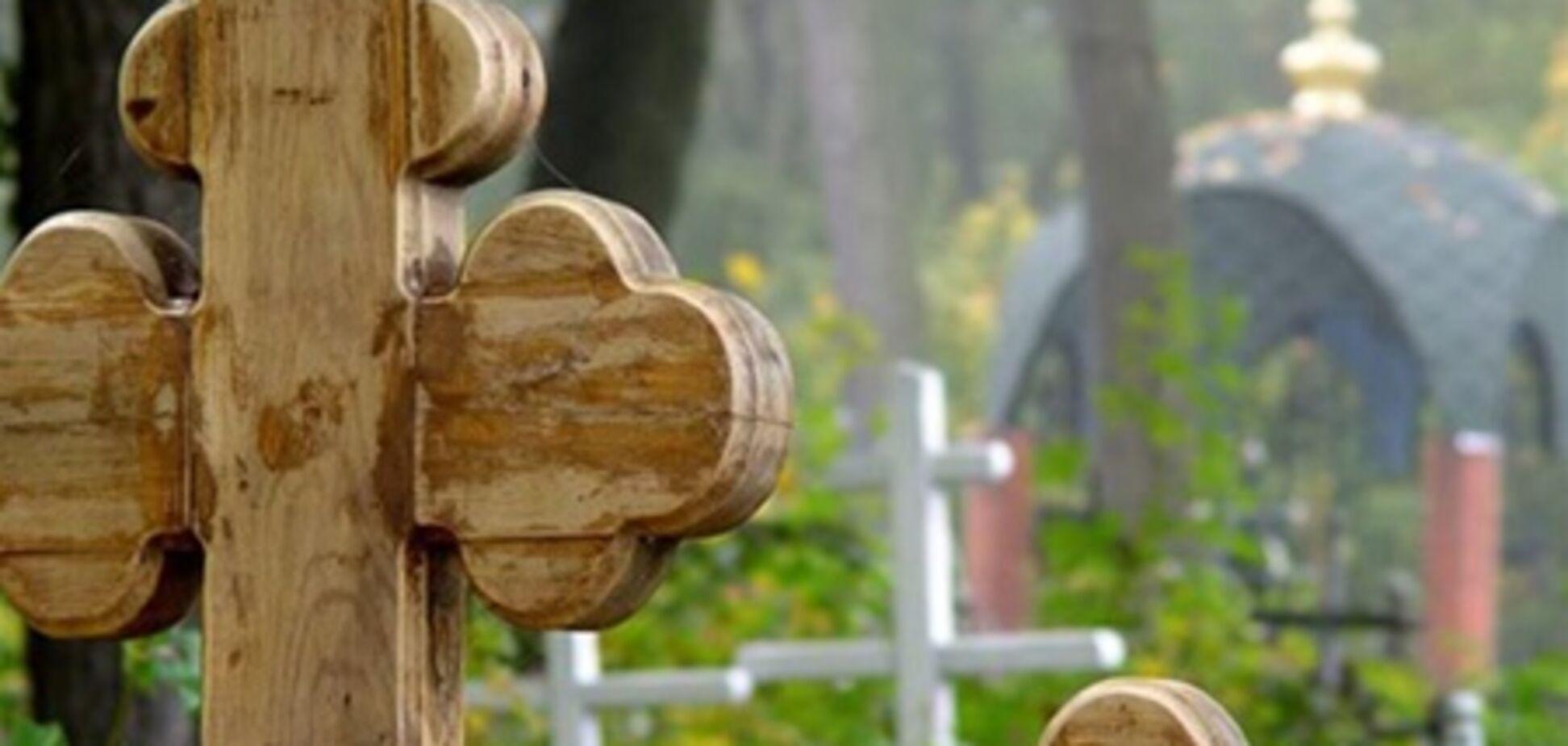 Графік поминальних днів на кладовищах Києва