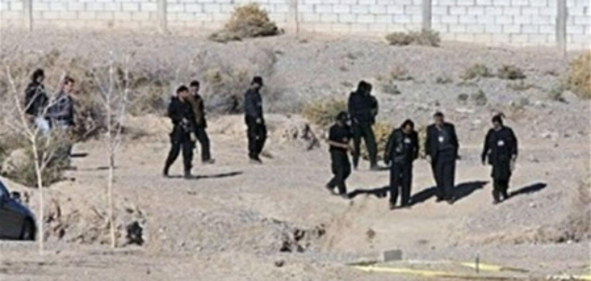 45 мексиканских полицейских арестованы за связь с наркокартелем