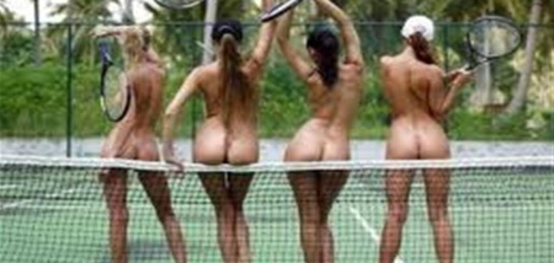 Рятуючись від кризи, відкритий спортзал, де займаються голими