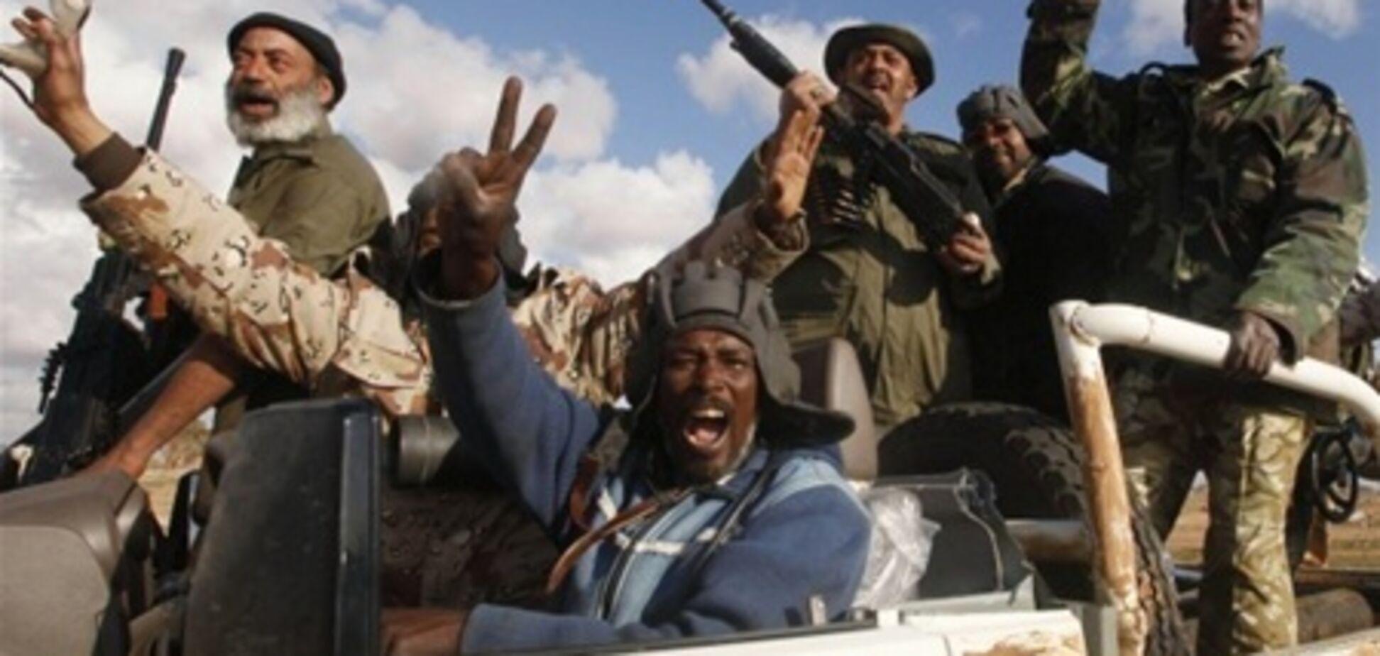 Революция грез. Ливия
