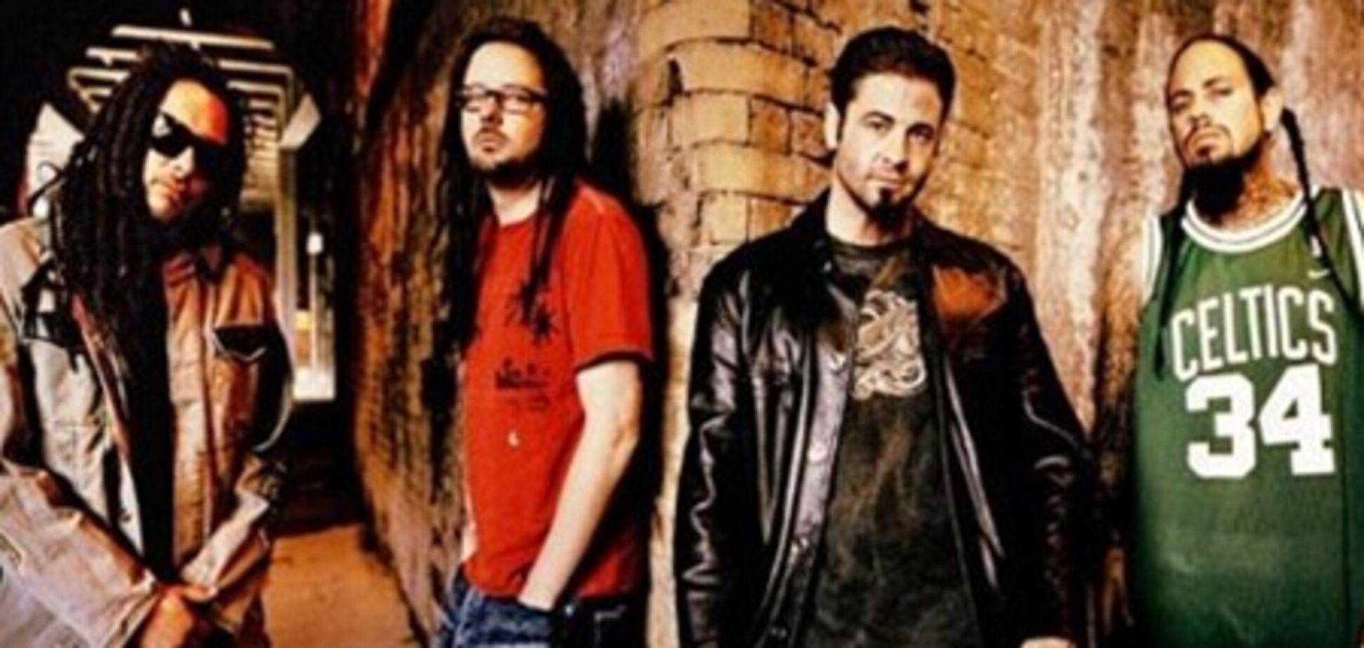 Культовая группа 'Korn' выступит в Киеве