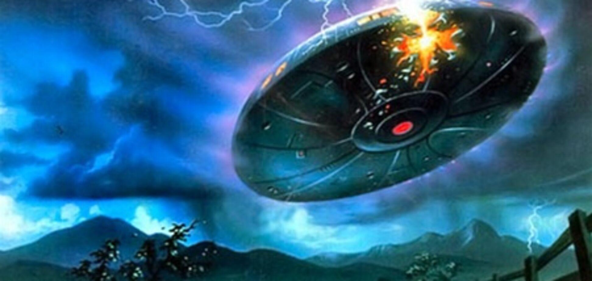 Инопланетяне прилетят на Землю уже в этом году