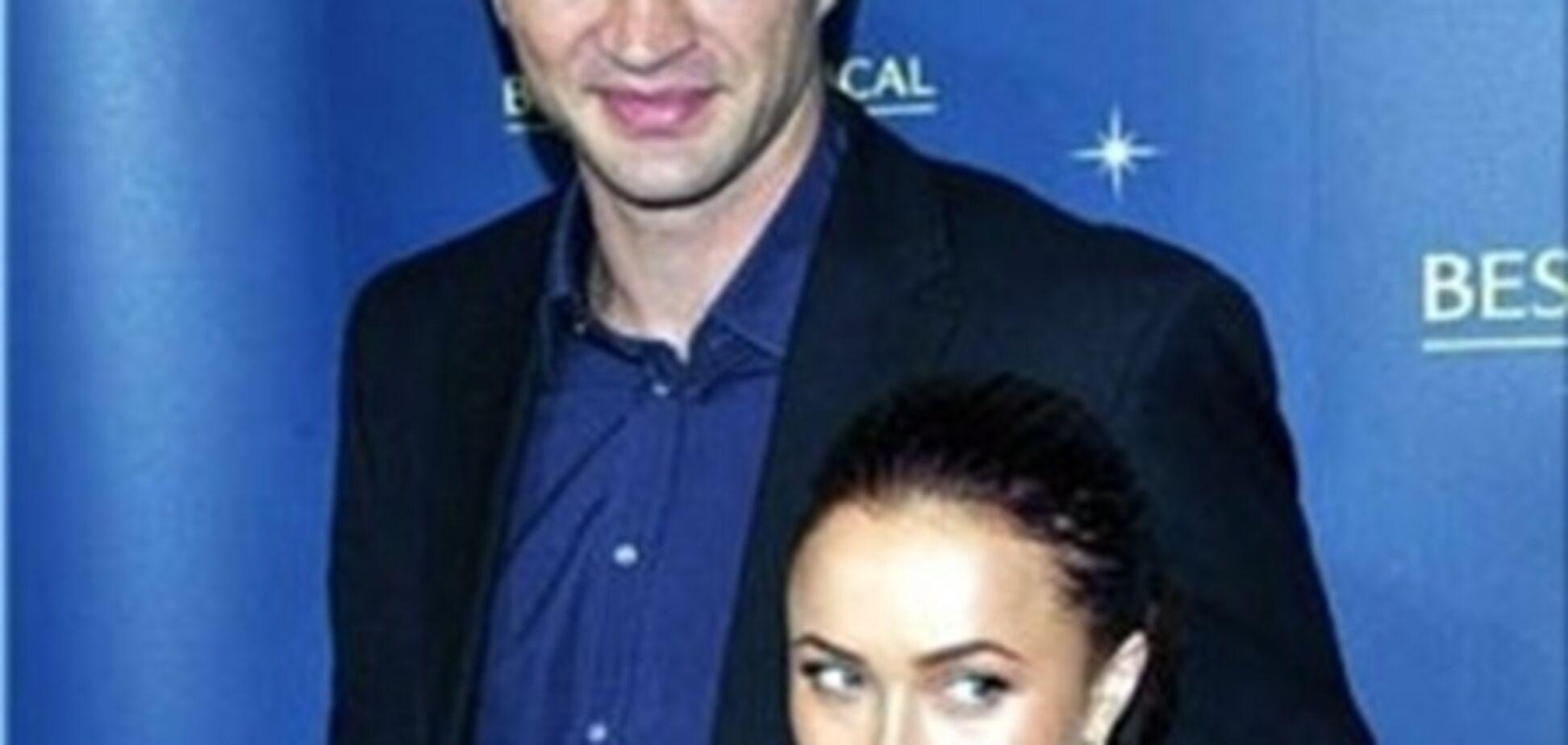 Владимир Кличко расстался со своей американской подругой