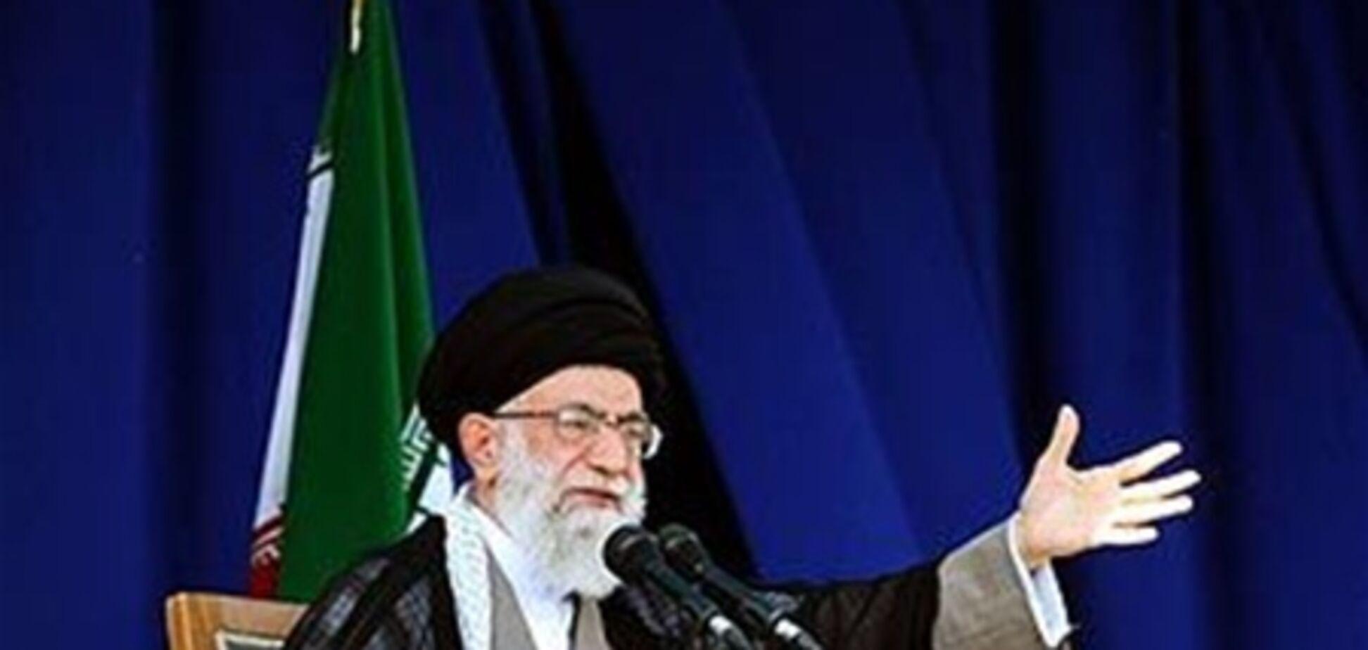Али Хаменеи помирился с Ахмадинеджадом